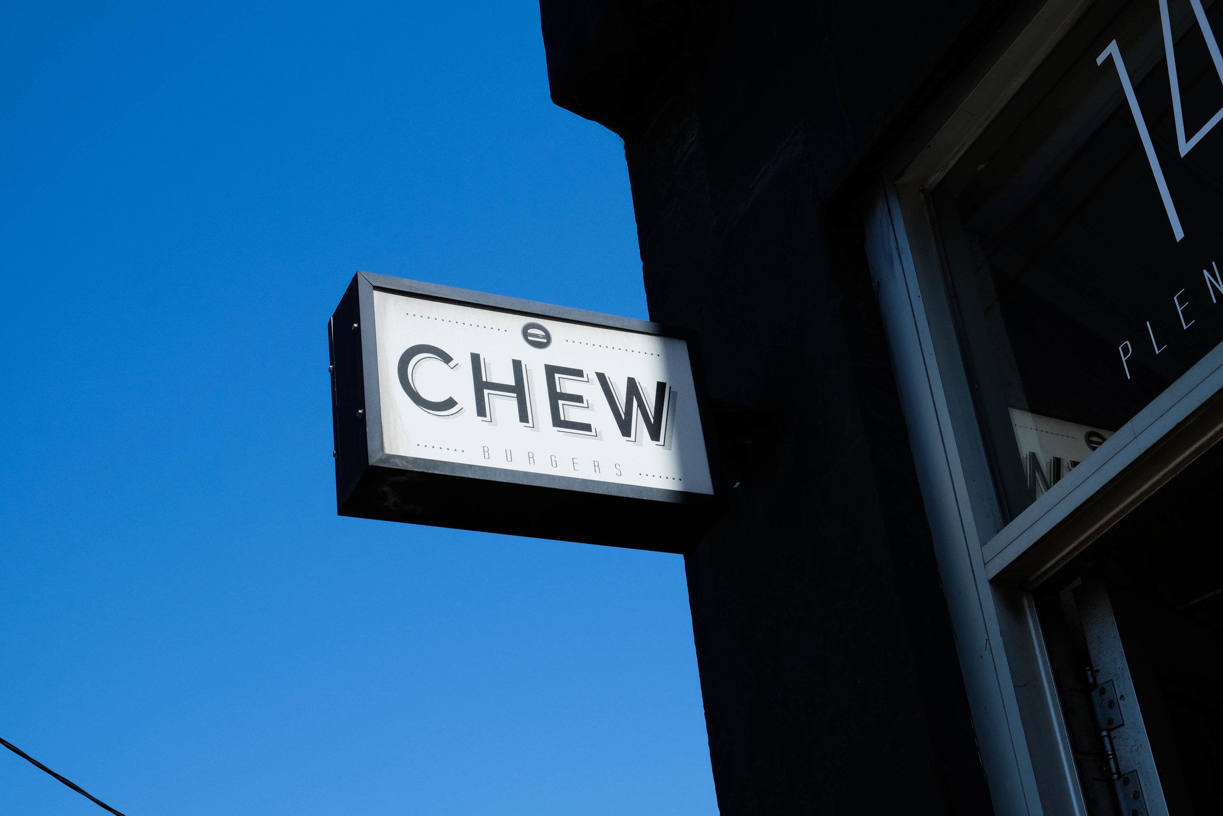chew, preston - mamma knows north