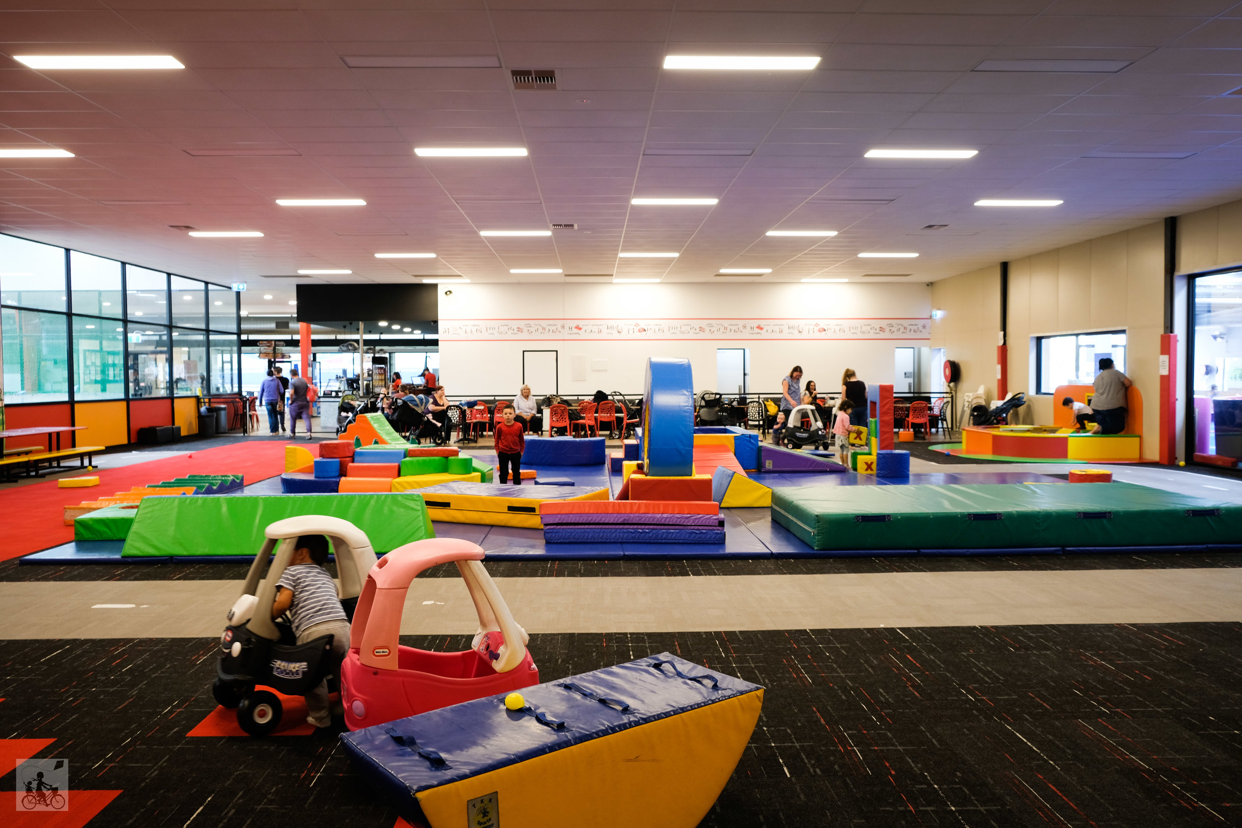 ymca childs play, epping - mamma knows north