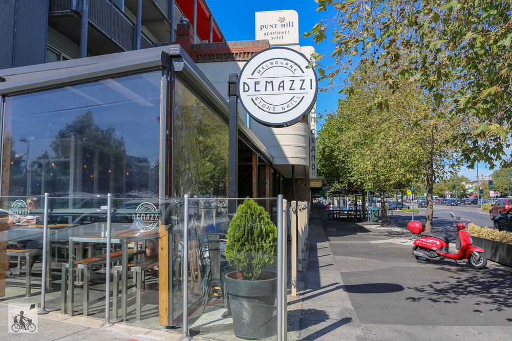 demazzi stone and grill, essendon - mamma knows north
