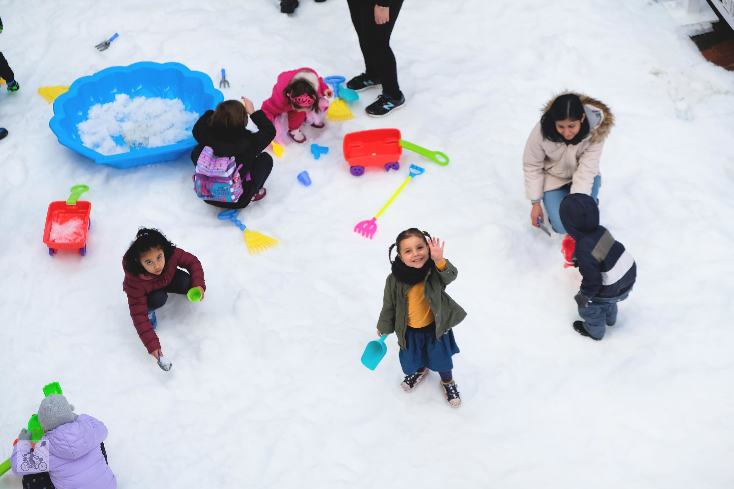 winter experience @ district docklands