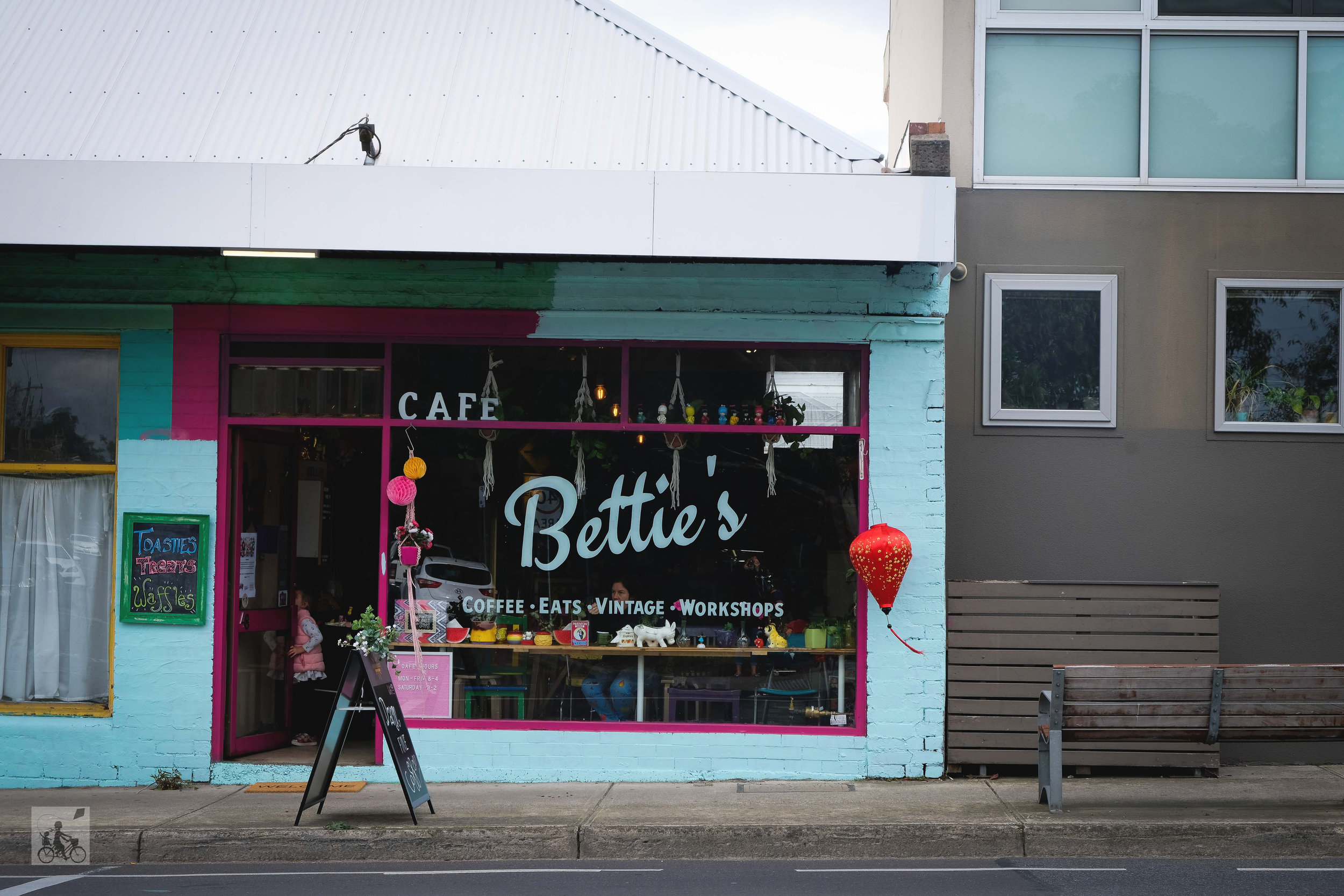 betties, northcote - mamma knows north