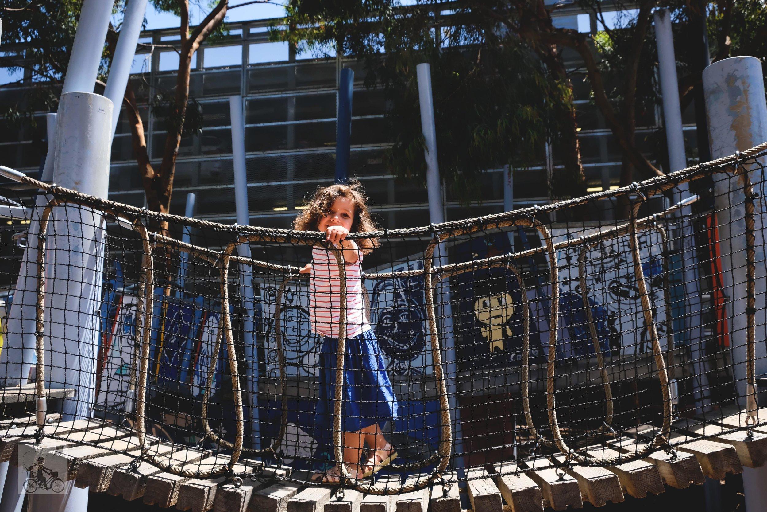 birrarung marr playground, melbourne - mamma knows north