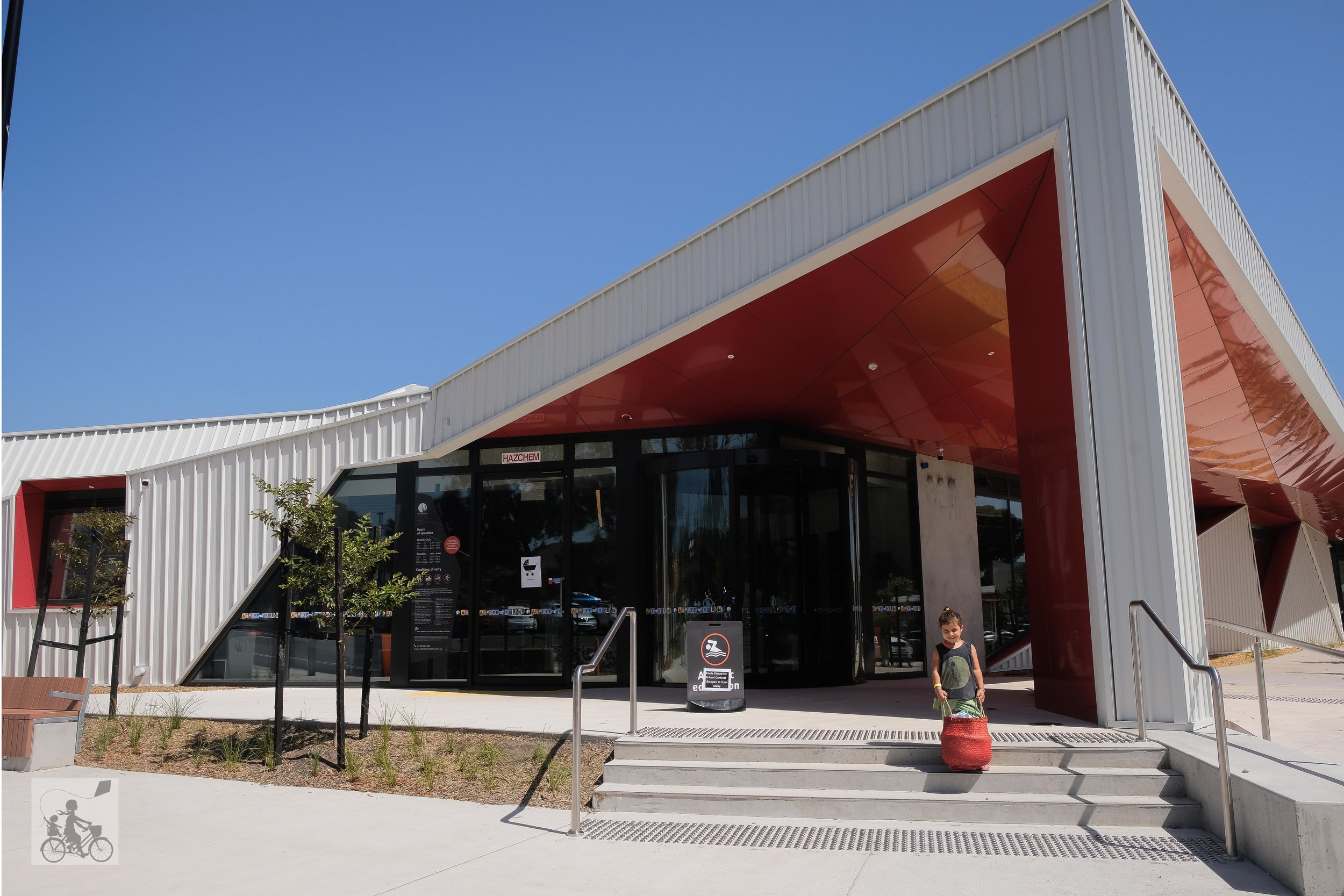oak park sports and aquatic centre, oak park - mamma knows north