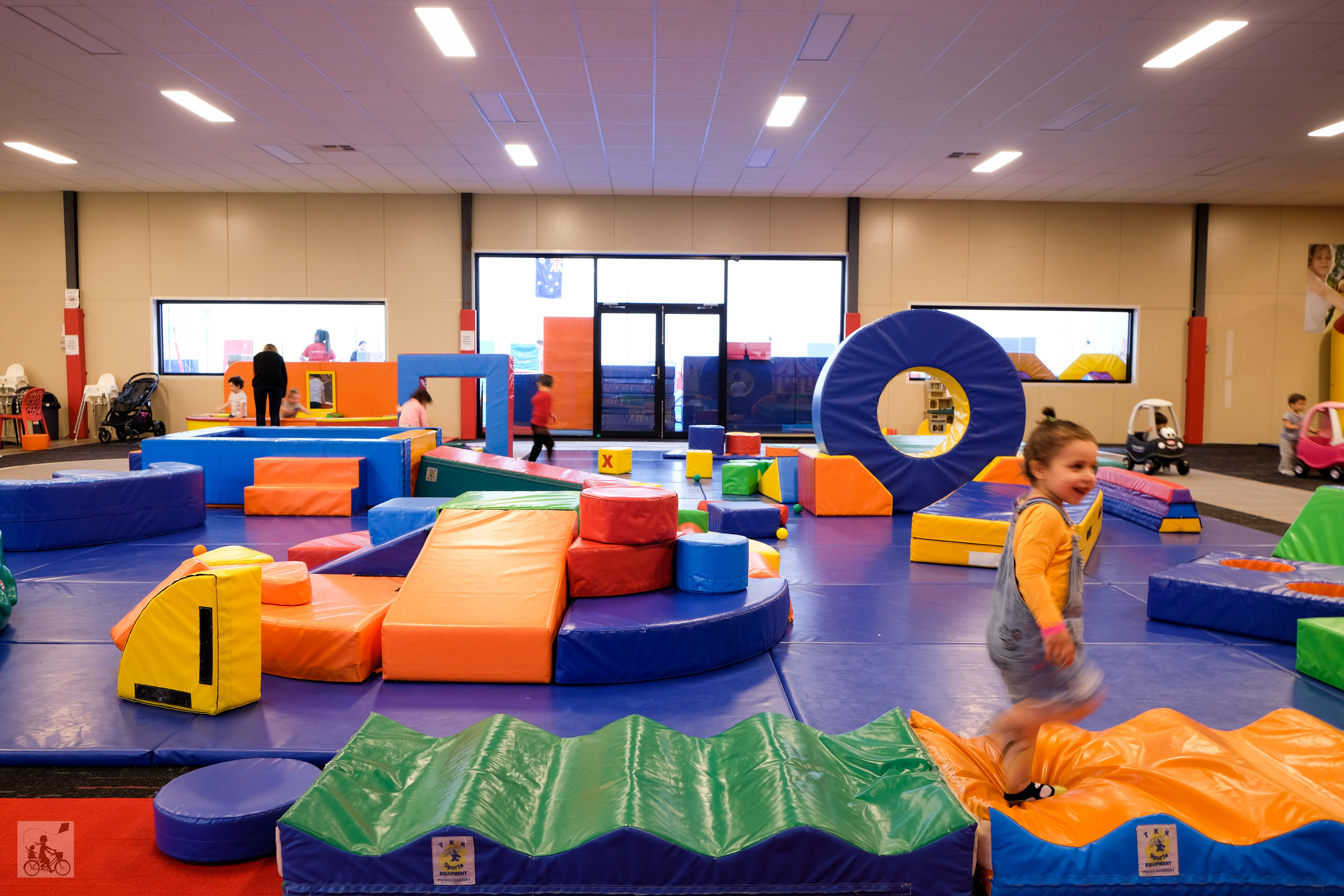 YMCA Child's Play, Epping