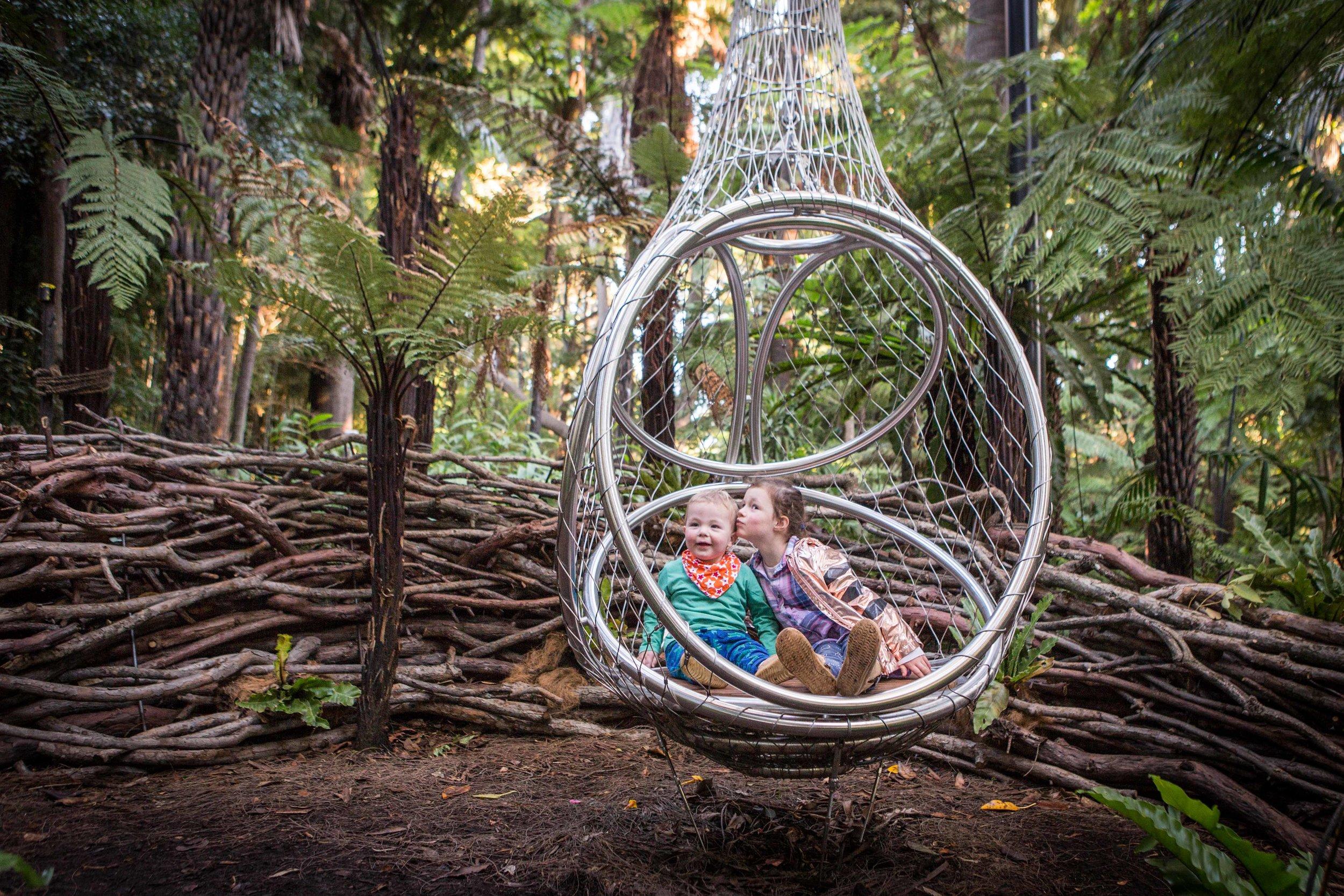Fern Gully @ Royal Botanic Gardens Victoria Melbourne