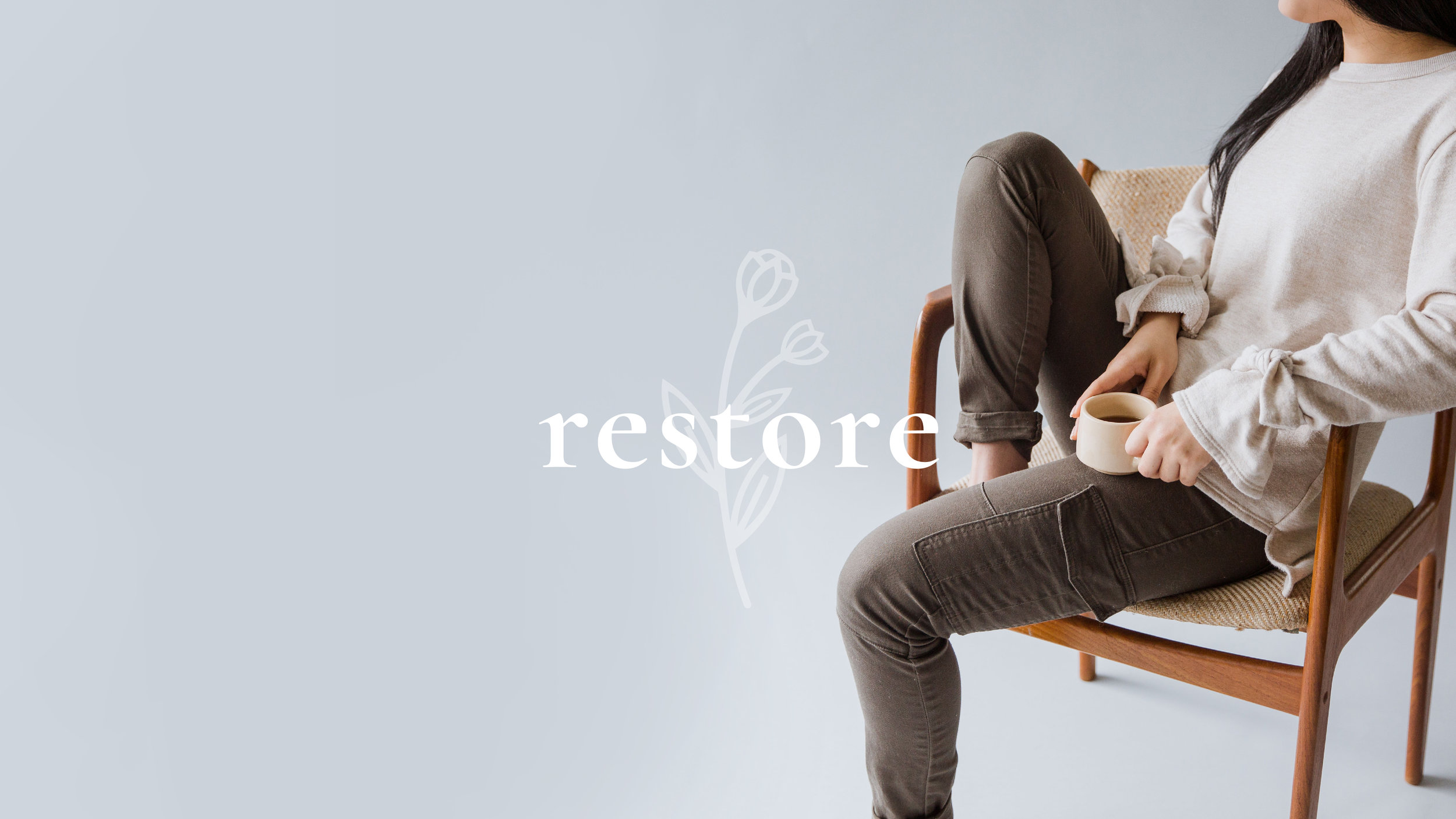 Restore series dives deeper into Psalm 23 and what it means to restore our souls through God's presence and finding rest in Him.