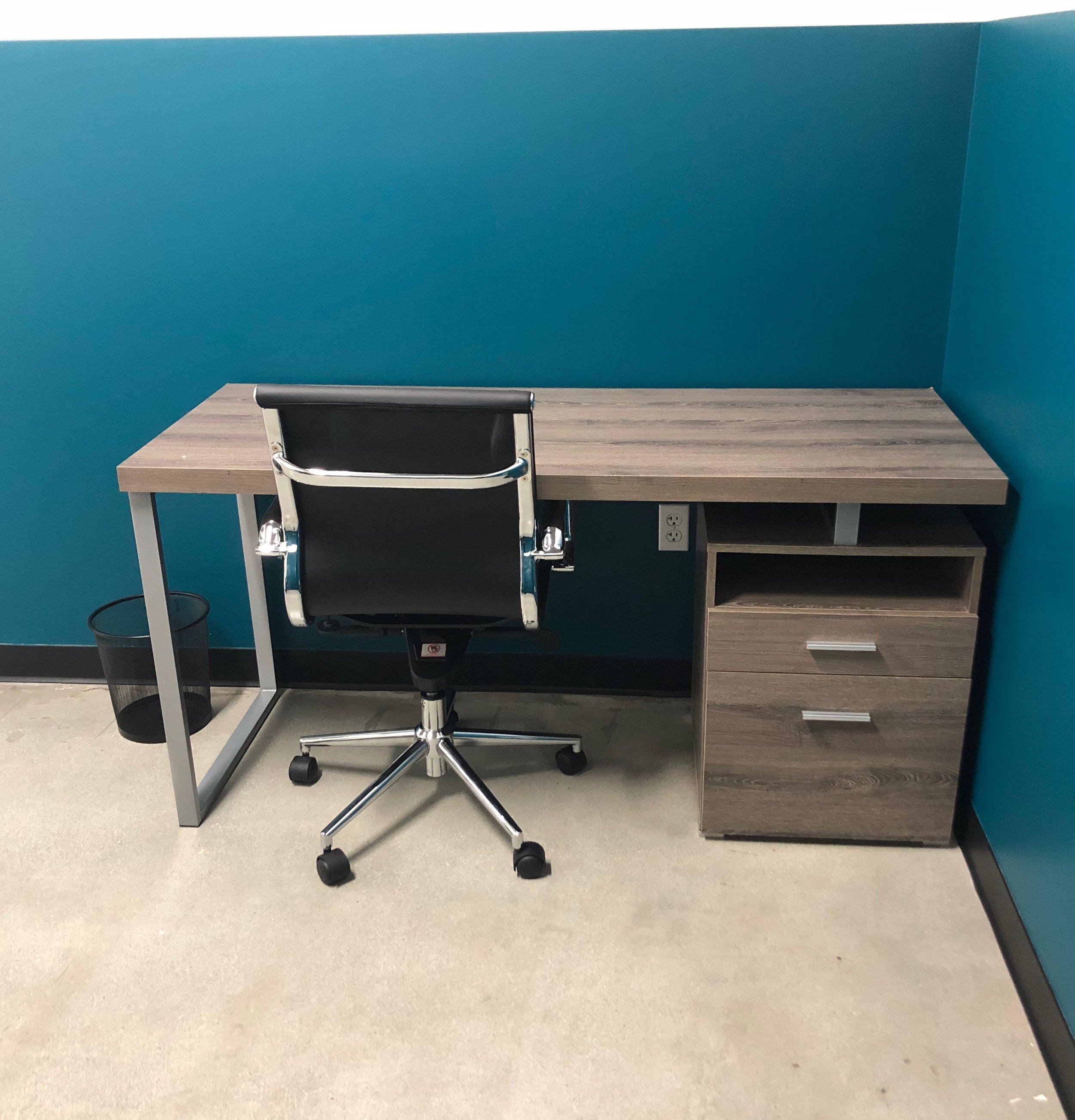 Dedicated Desk Carlsbad