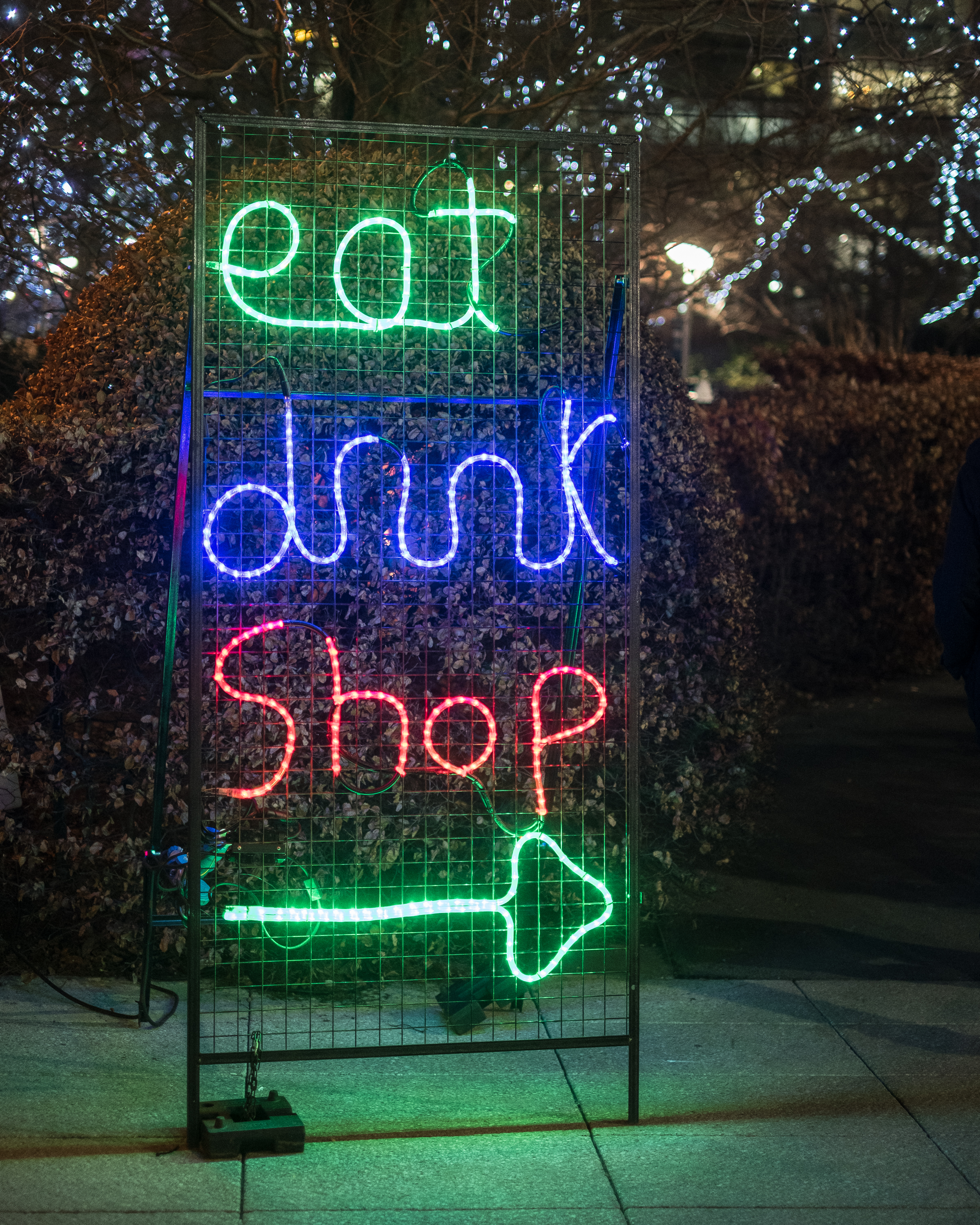 Eat Drink Shop
