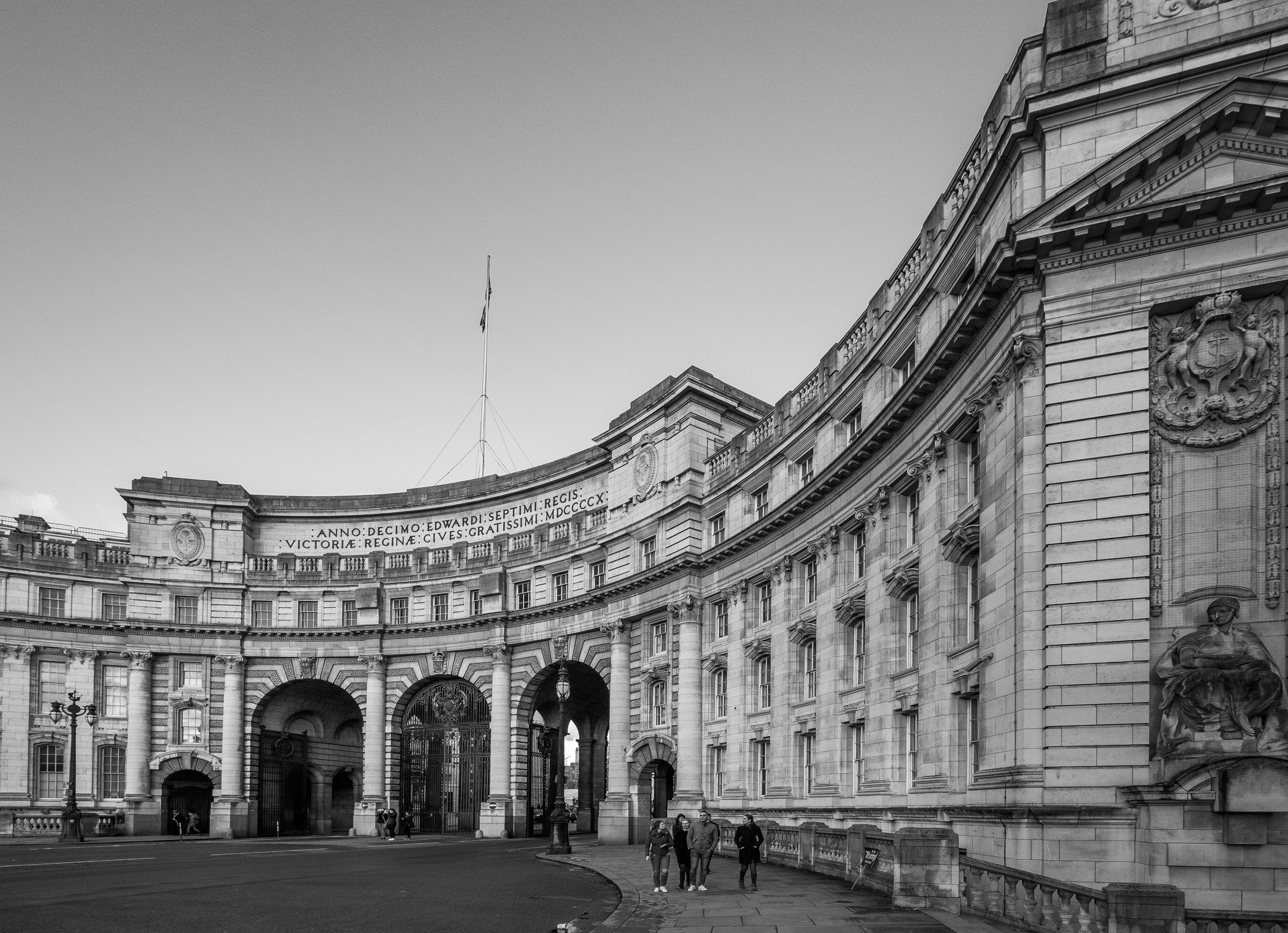 Admiralty Arch I