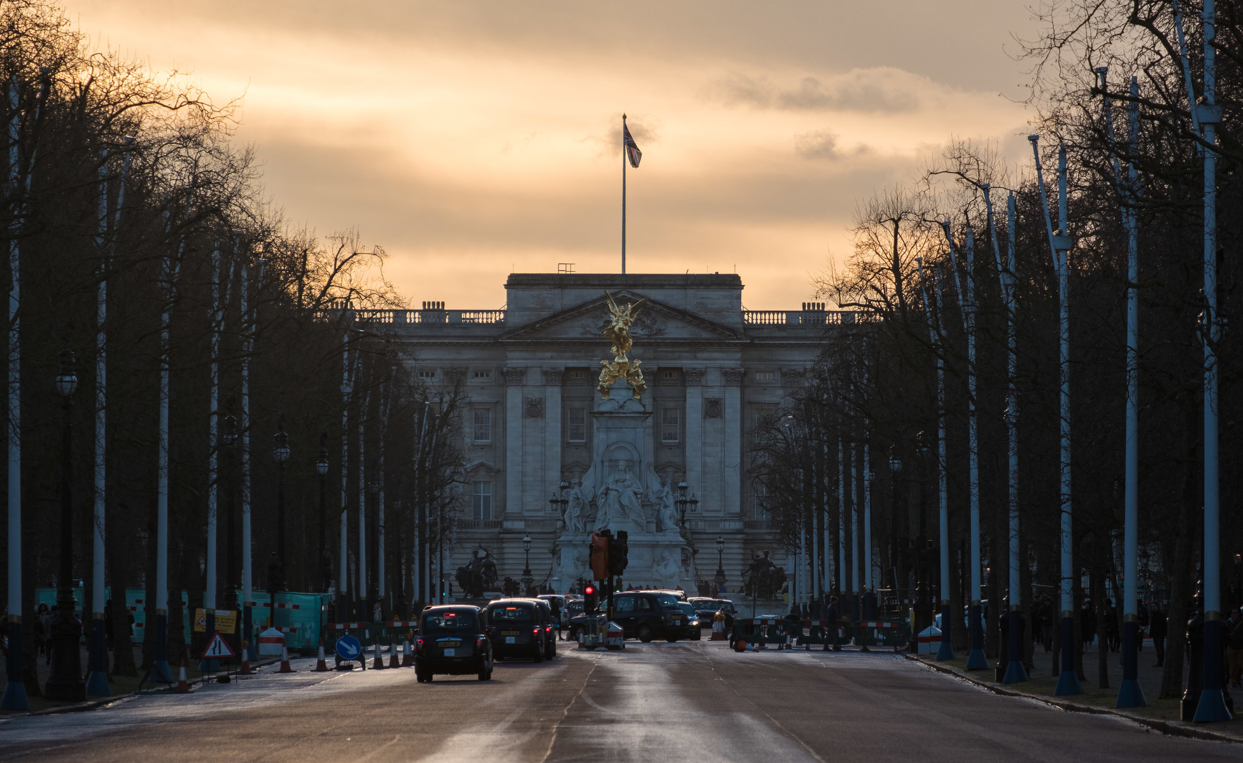 The Mall | Buckingham Palace