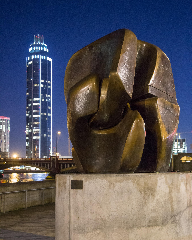 St George Wharf | Henry Moore