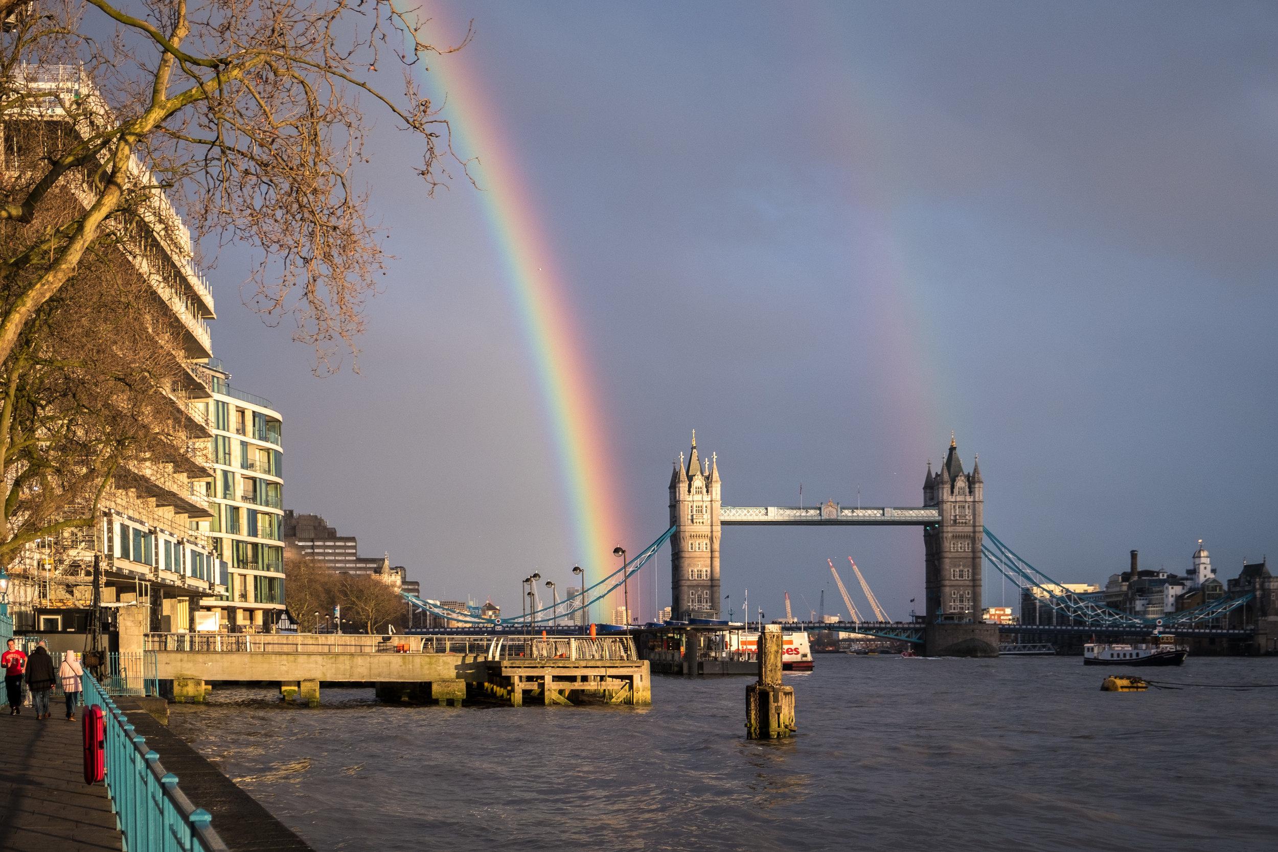 Capital Rainbow
