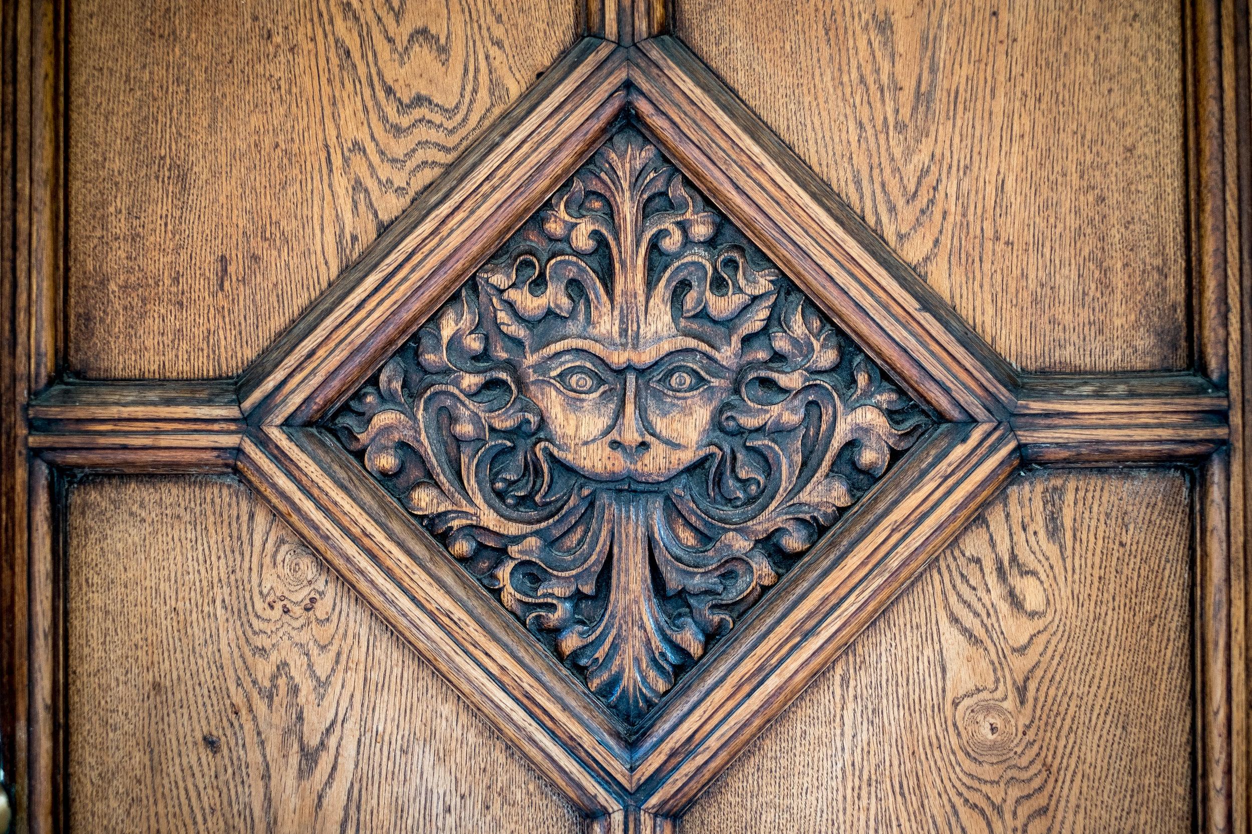 Aslan door