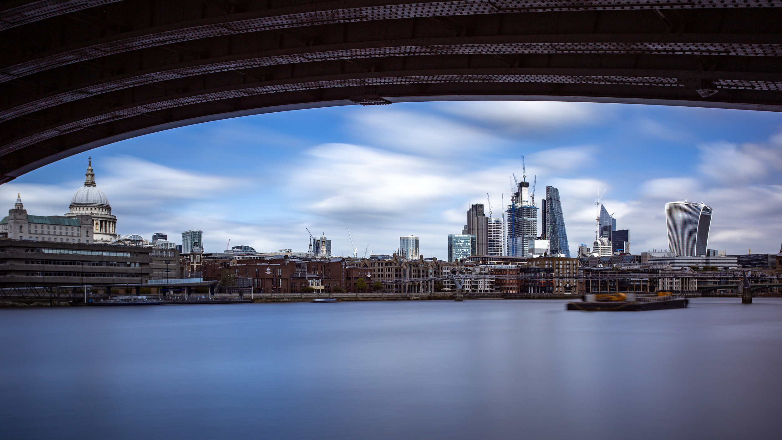 City from Blackfriars