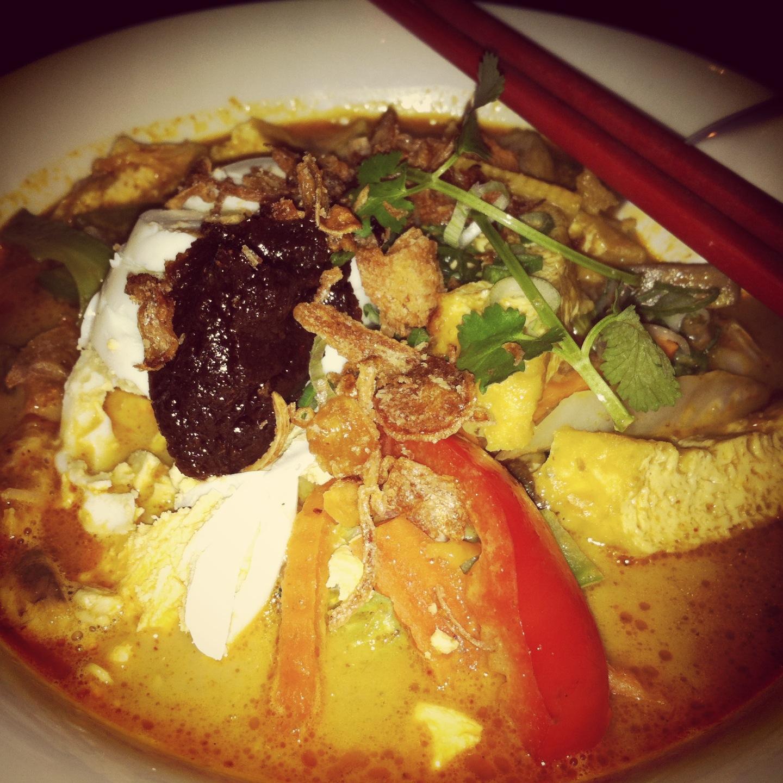 Khao Soi at Noodles and Magic
