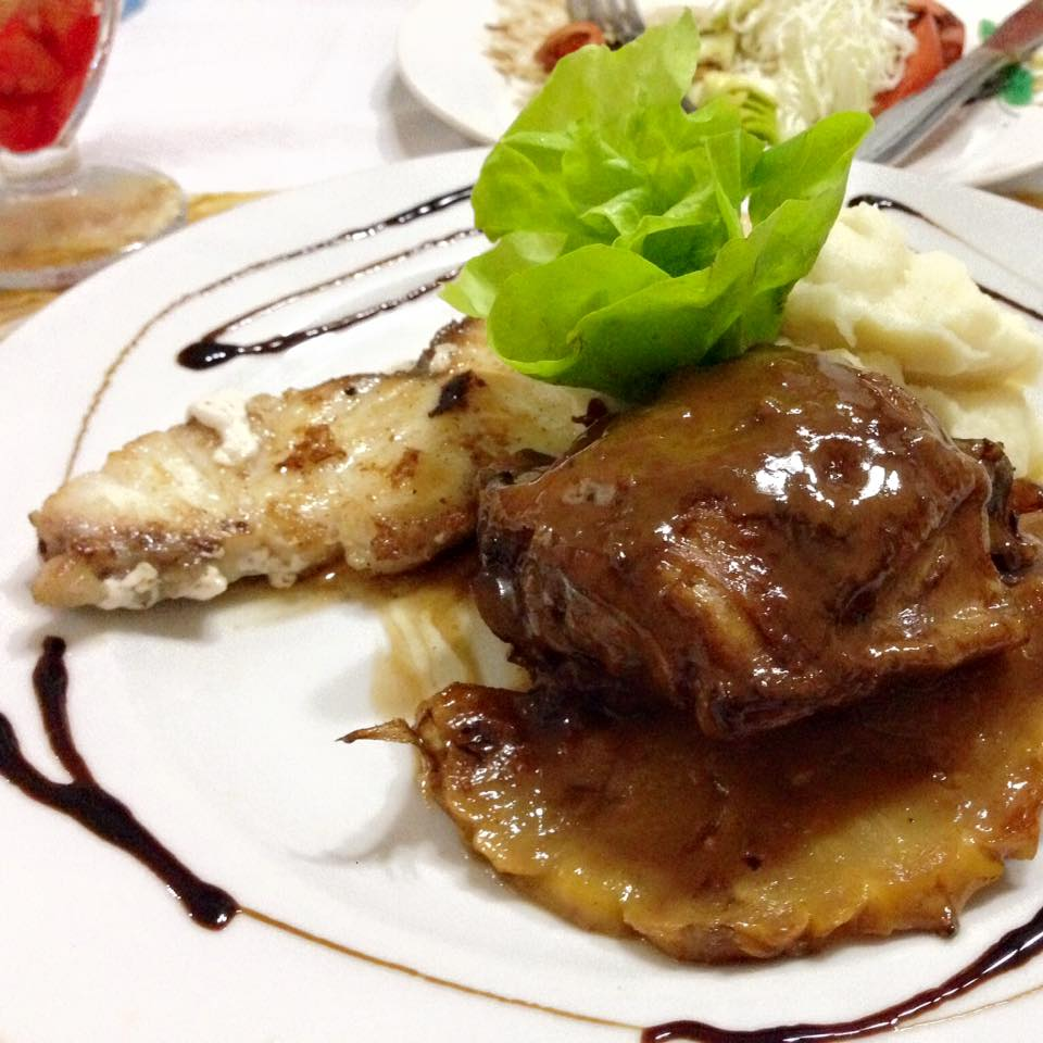 food in cuba - casa particular food