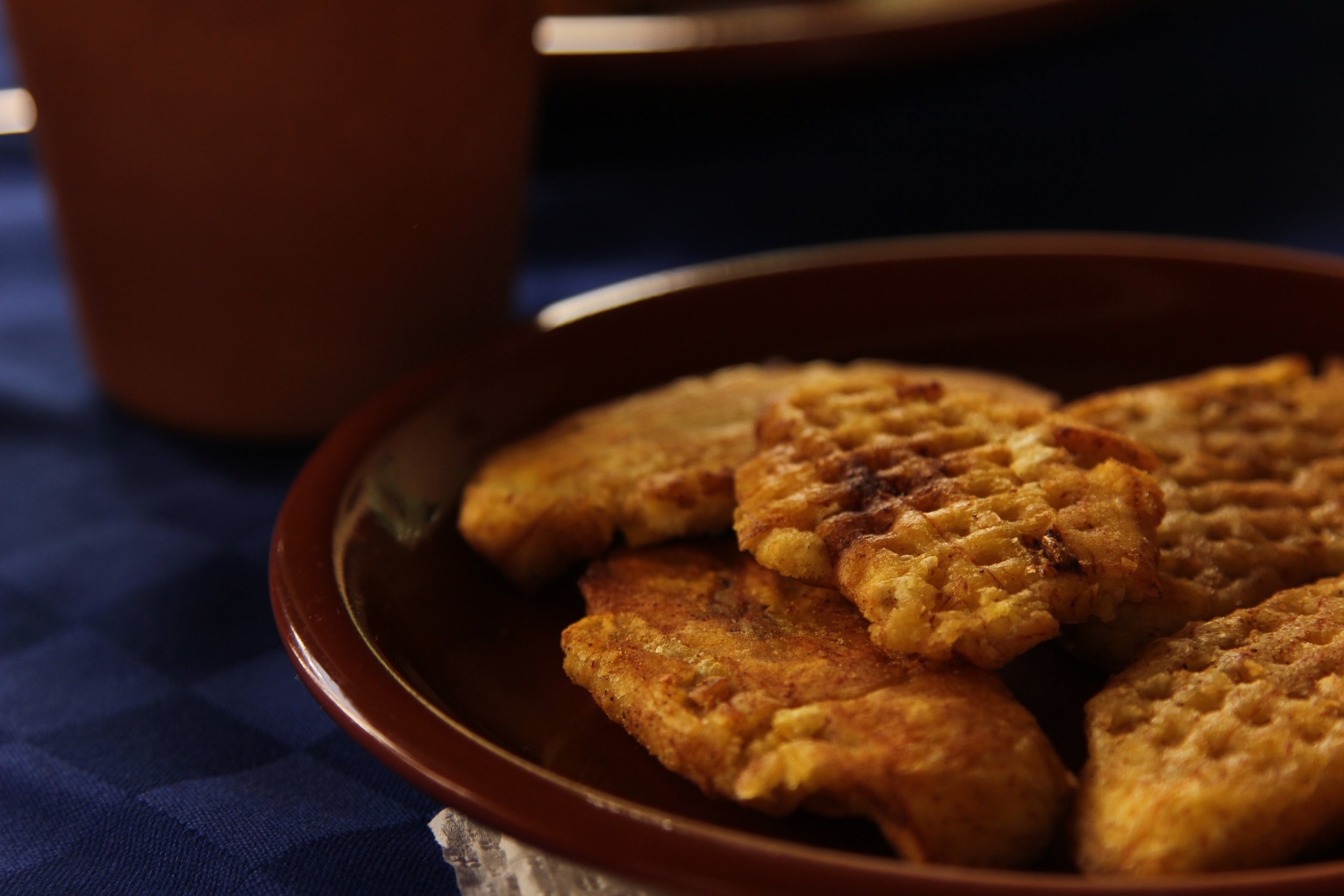food in cuba - viandas frites