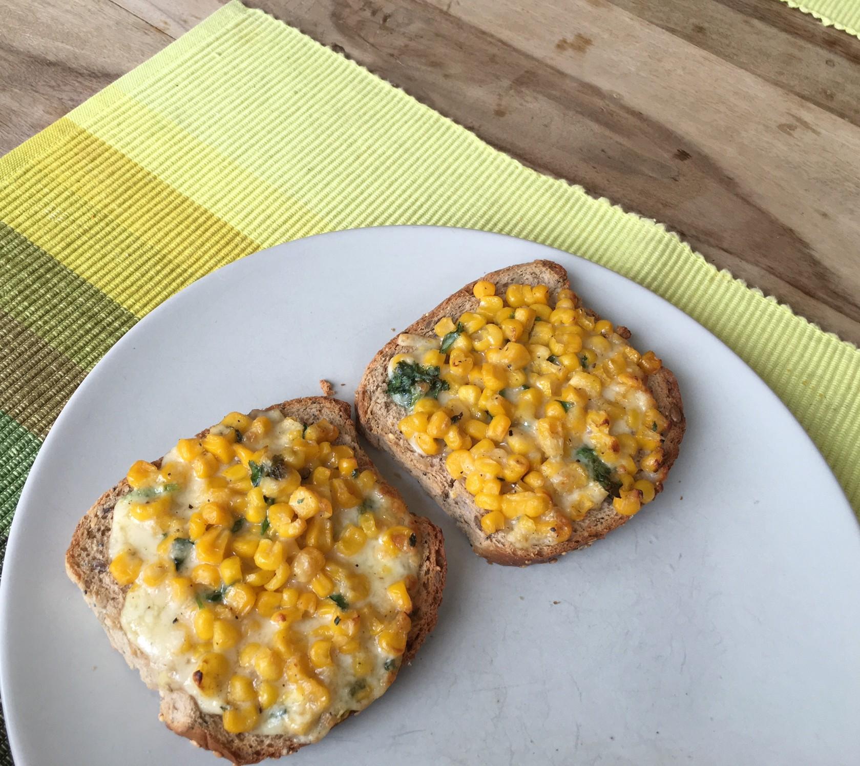 Cheese-corn-toast-recipe