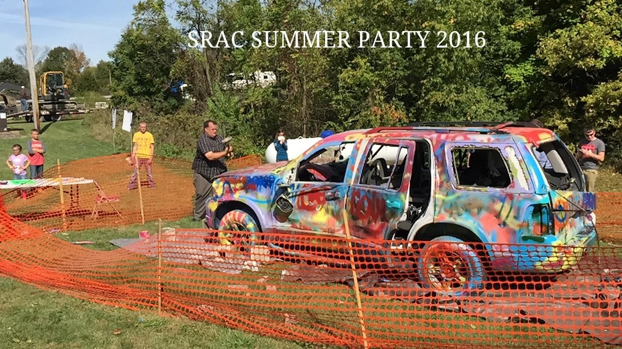 Srac Summer Party 2016