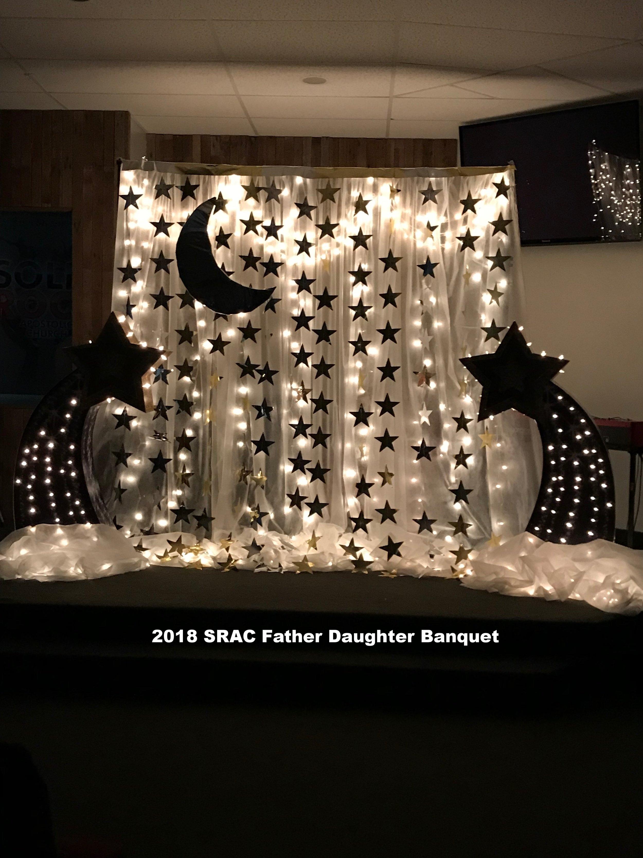 2018 SRAC Father Daughter Banquet
