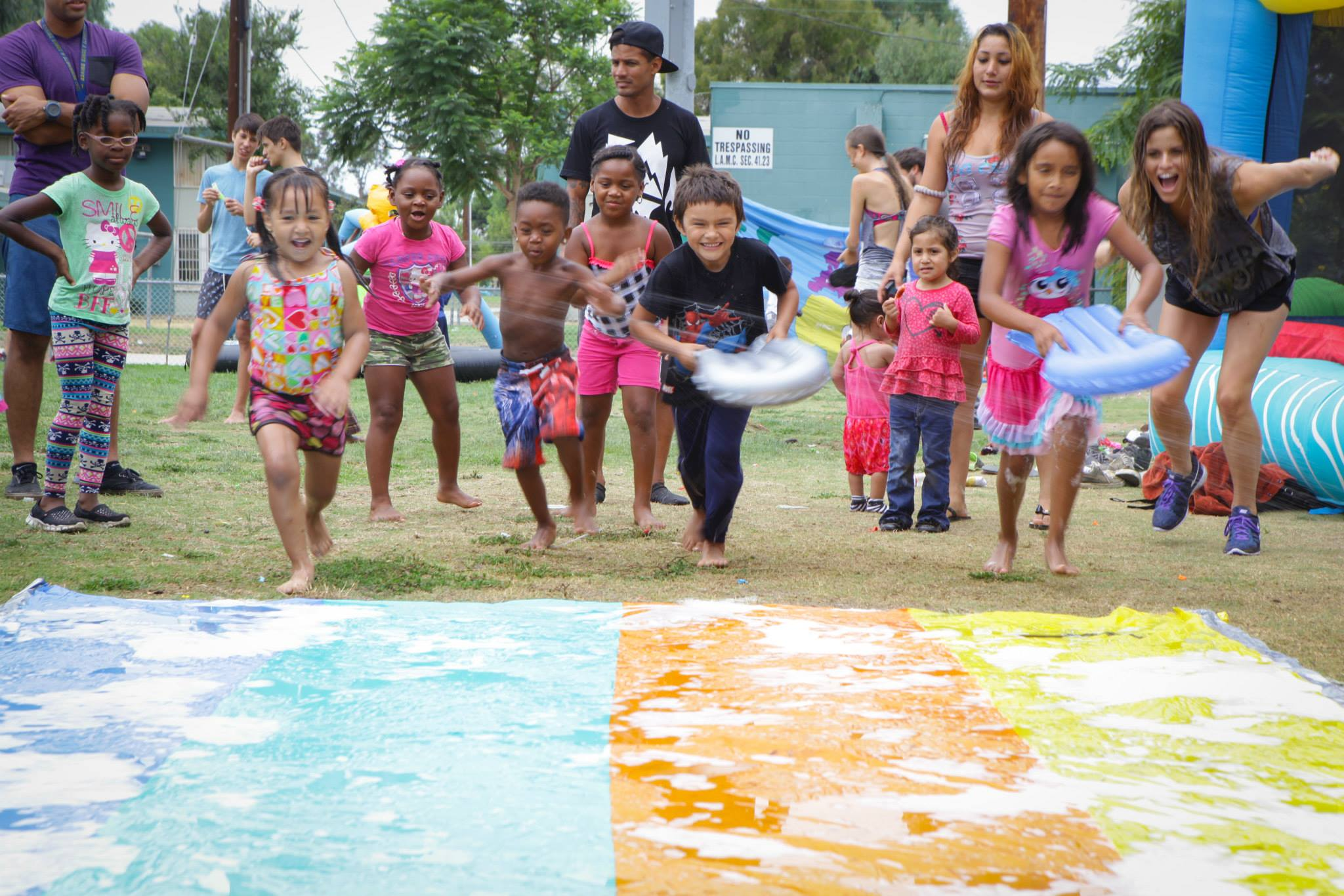 Red Eye Youth Mentoring Justin Mayo Slip N Slide.jpg