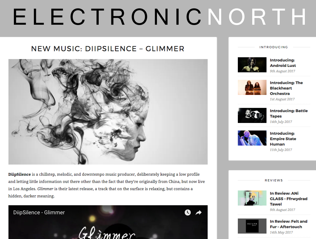Music Review-electronic north