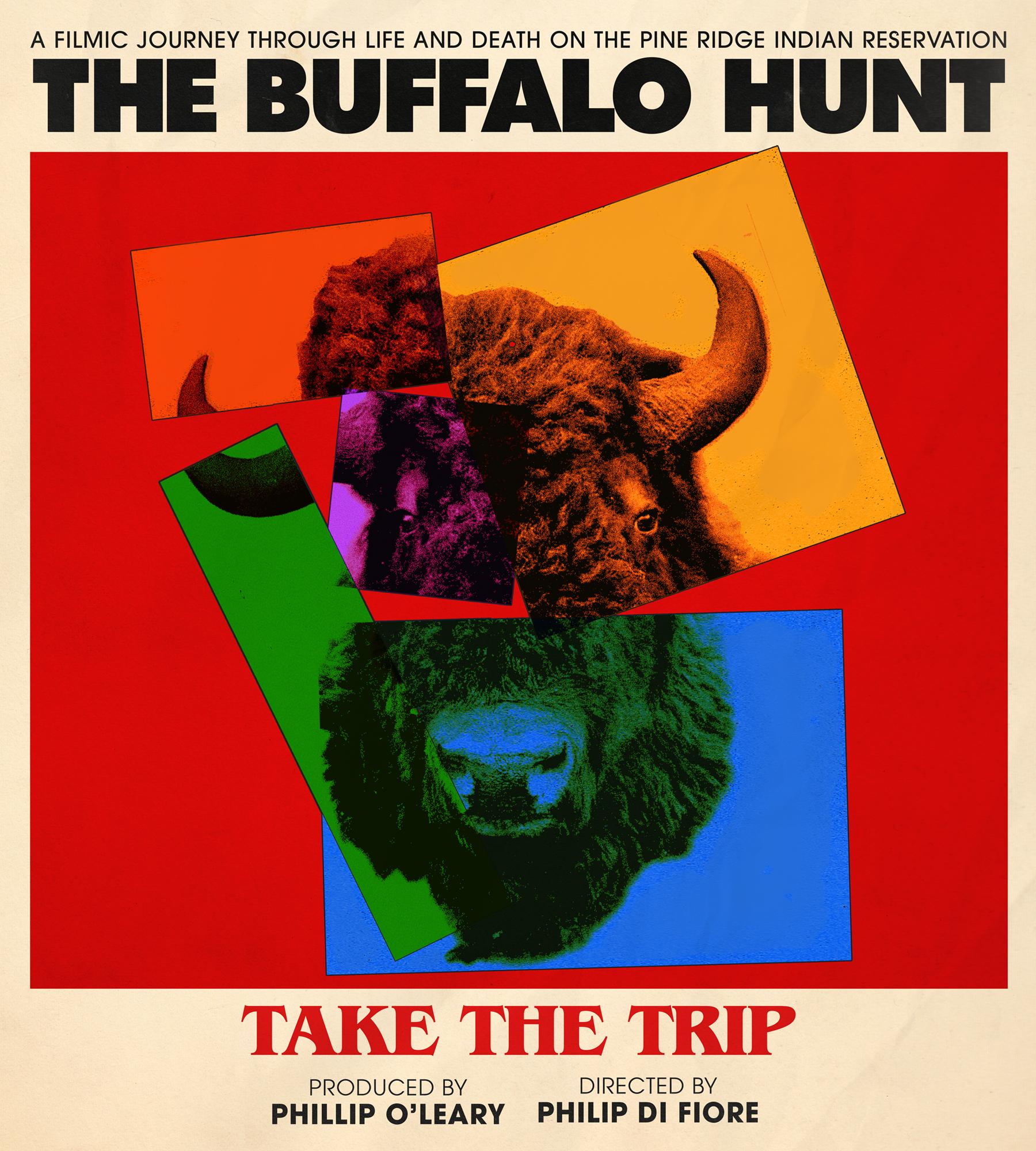 The Buffalo Hunt (Cream, Take the trip, 4.5 Ratio)_2000LE.jpg