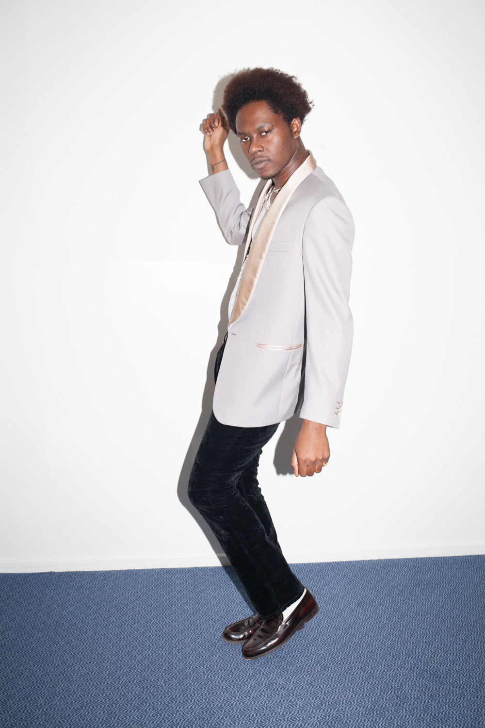 VOGUE GERMANY + THEOPHILUS LONDON