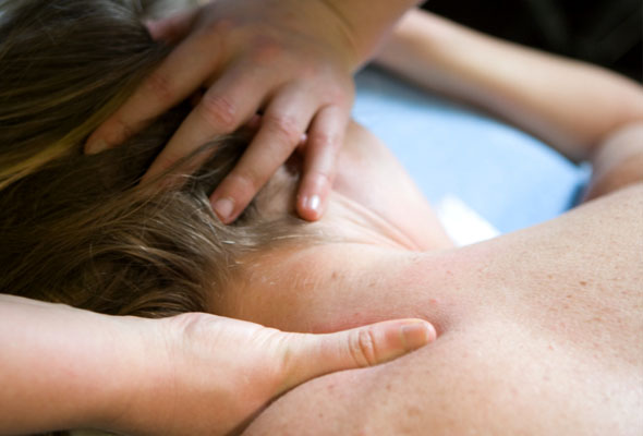 thoracic massage