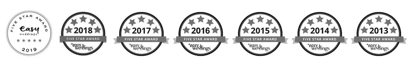 easy weddings Awards-2013-2019.jpg
