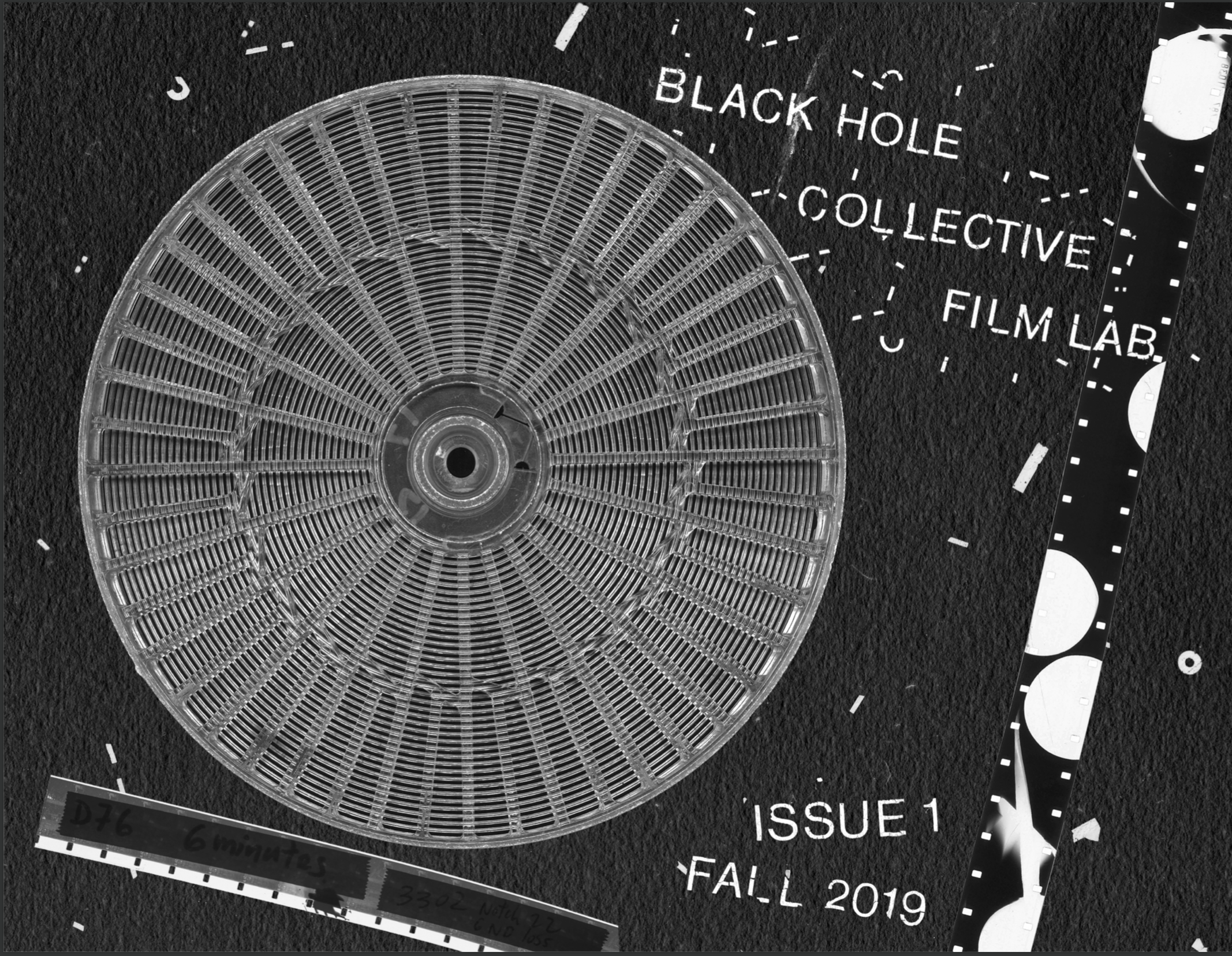 Black Hole Collective Film Lab - Issue 1