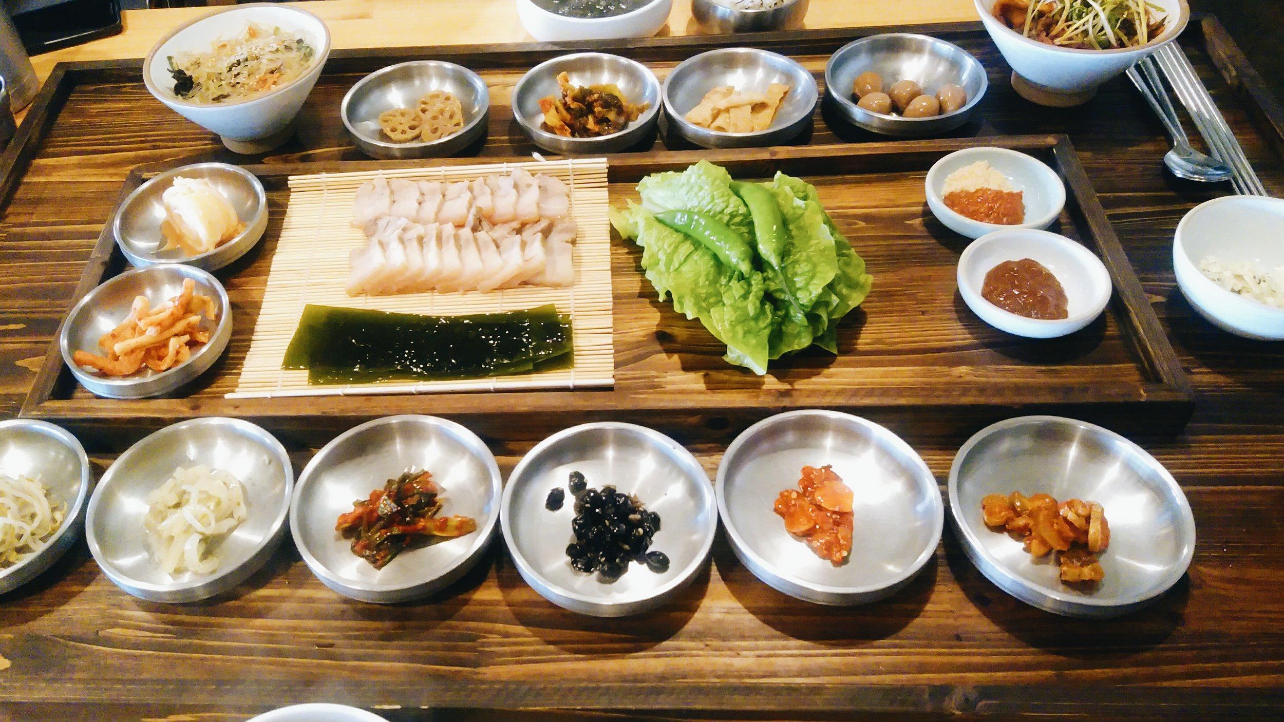 Woljeongri Restaurant 'Gobdeulrak'