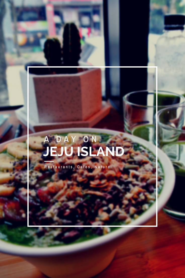 A Day on Jeju Island: Follow me as I discover hidden places and Vegan friendly restaurants in South Korea. Jeju travel guide, photography & illustration on evydraws.