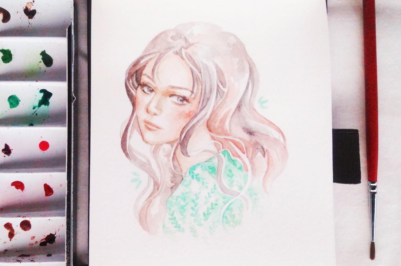 characters fanart Custom pencil artwork flowers and more!! portraits