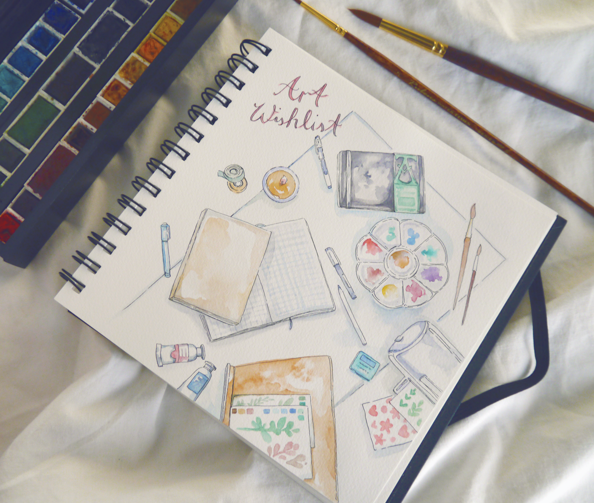 Artist Gift Ideas My Favorite Art Supplies Wishlist Evydraws