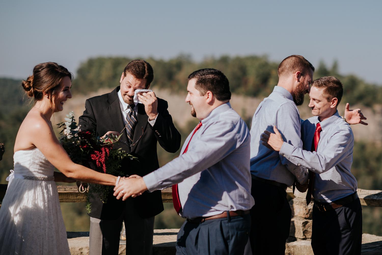 Best Lexington Wedding Photographer