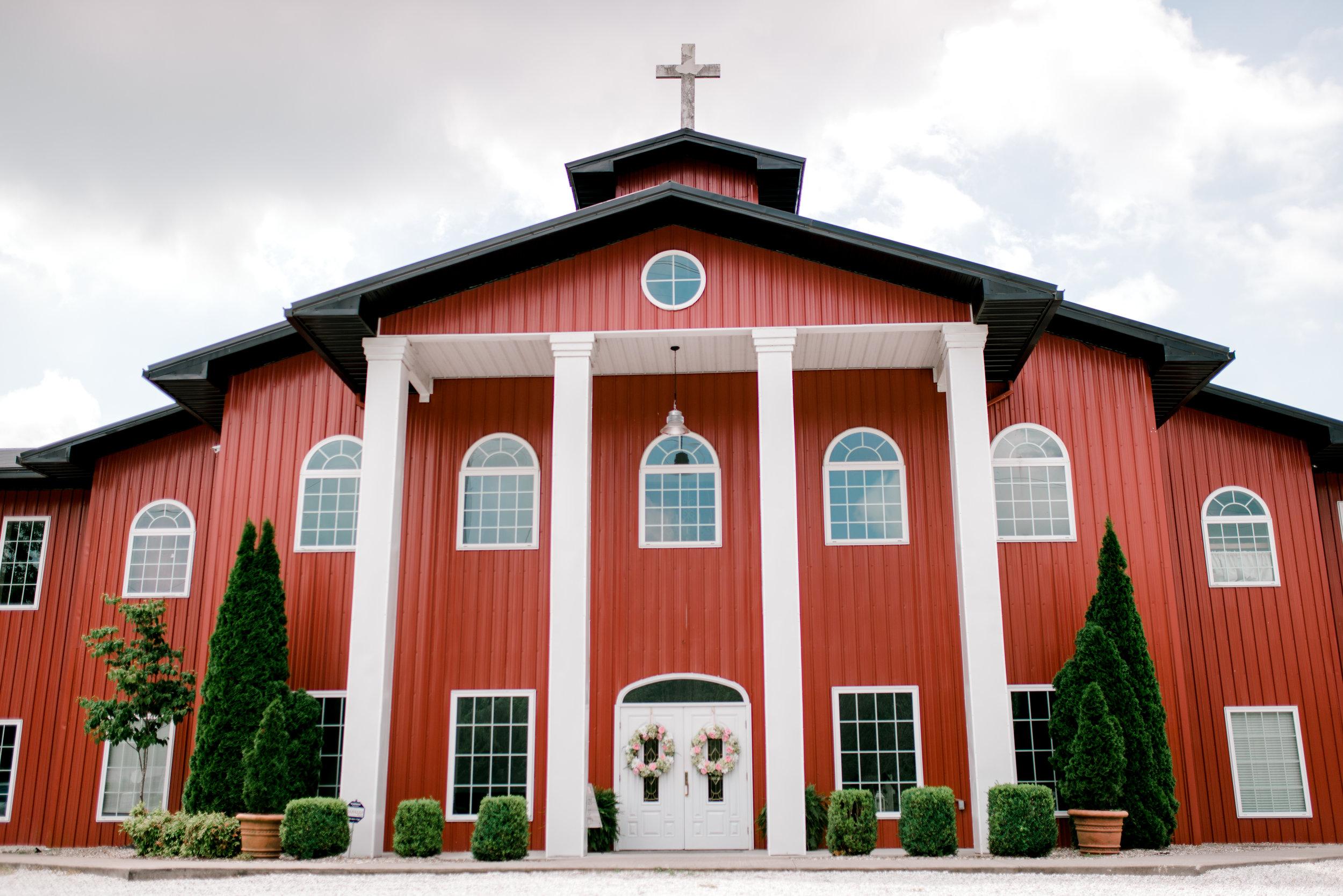 salyersville-first-baptist-church-wedding