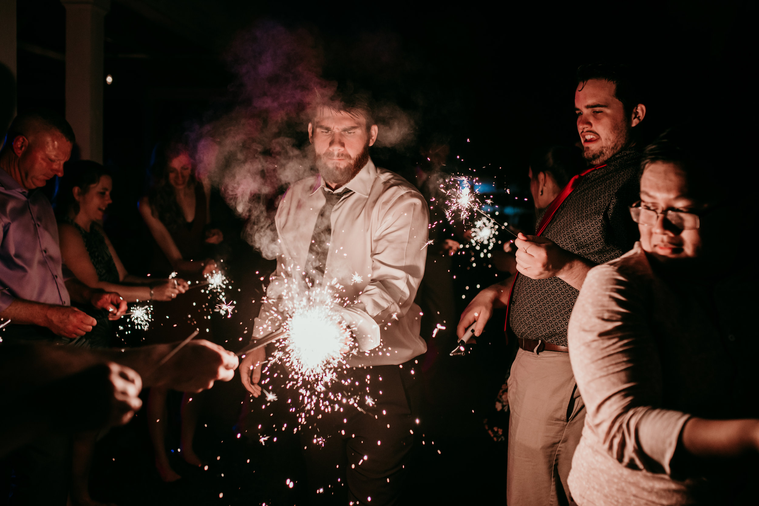 lexington-kentucky-wedding-photographer-sparkler-exit