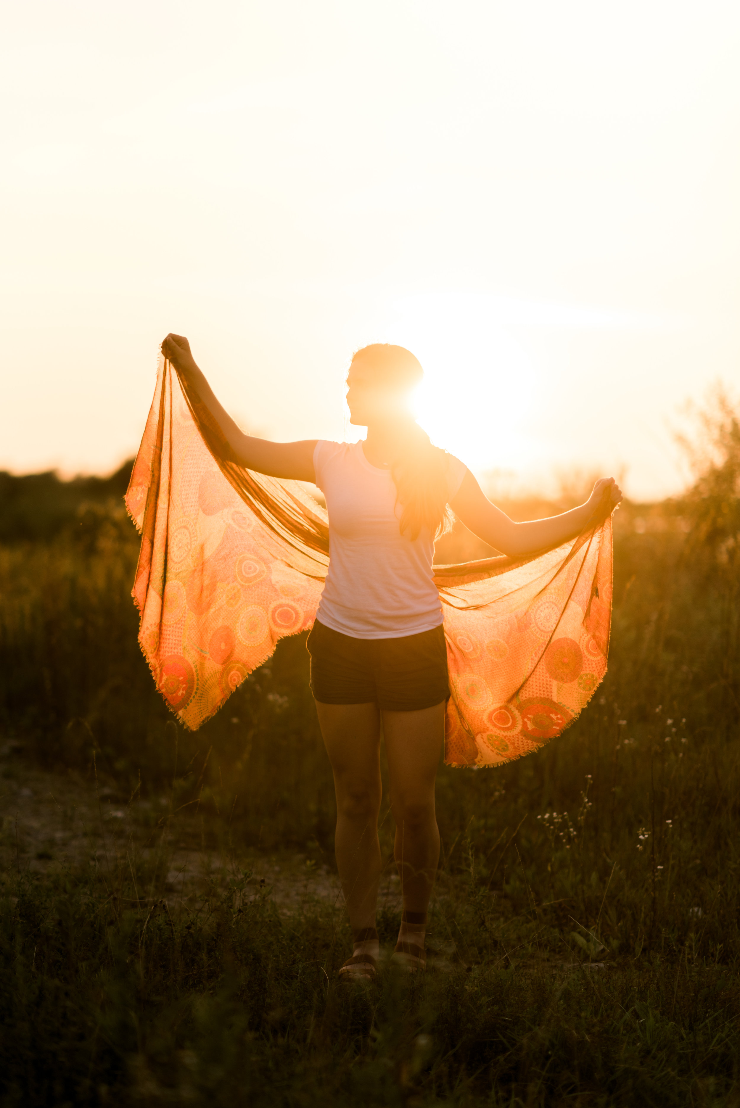 best-kentucky-senior-photographer-sunset