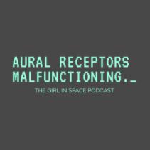 Aural Receptors Malfunctioning aqua ink