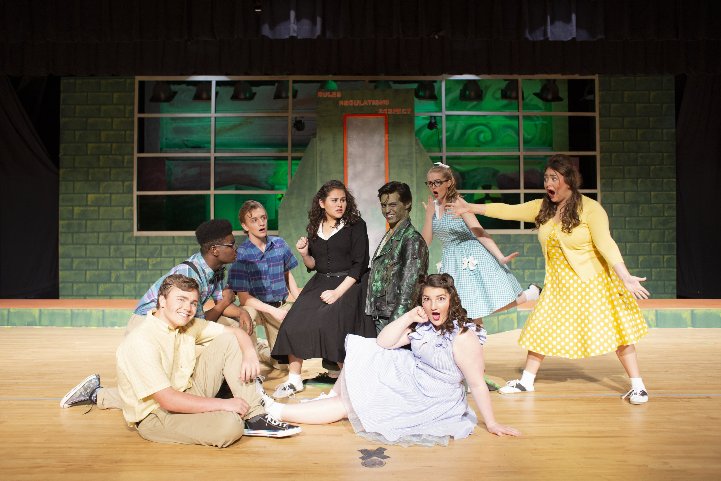 """""""Zombie Prom"""" Spring Musical 2019"""