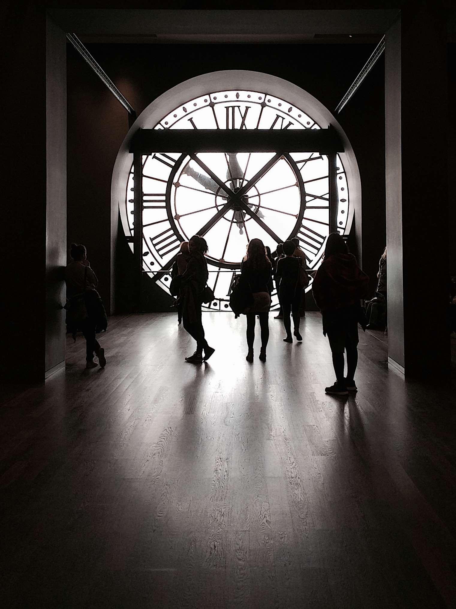 Watching Paris
