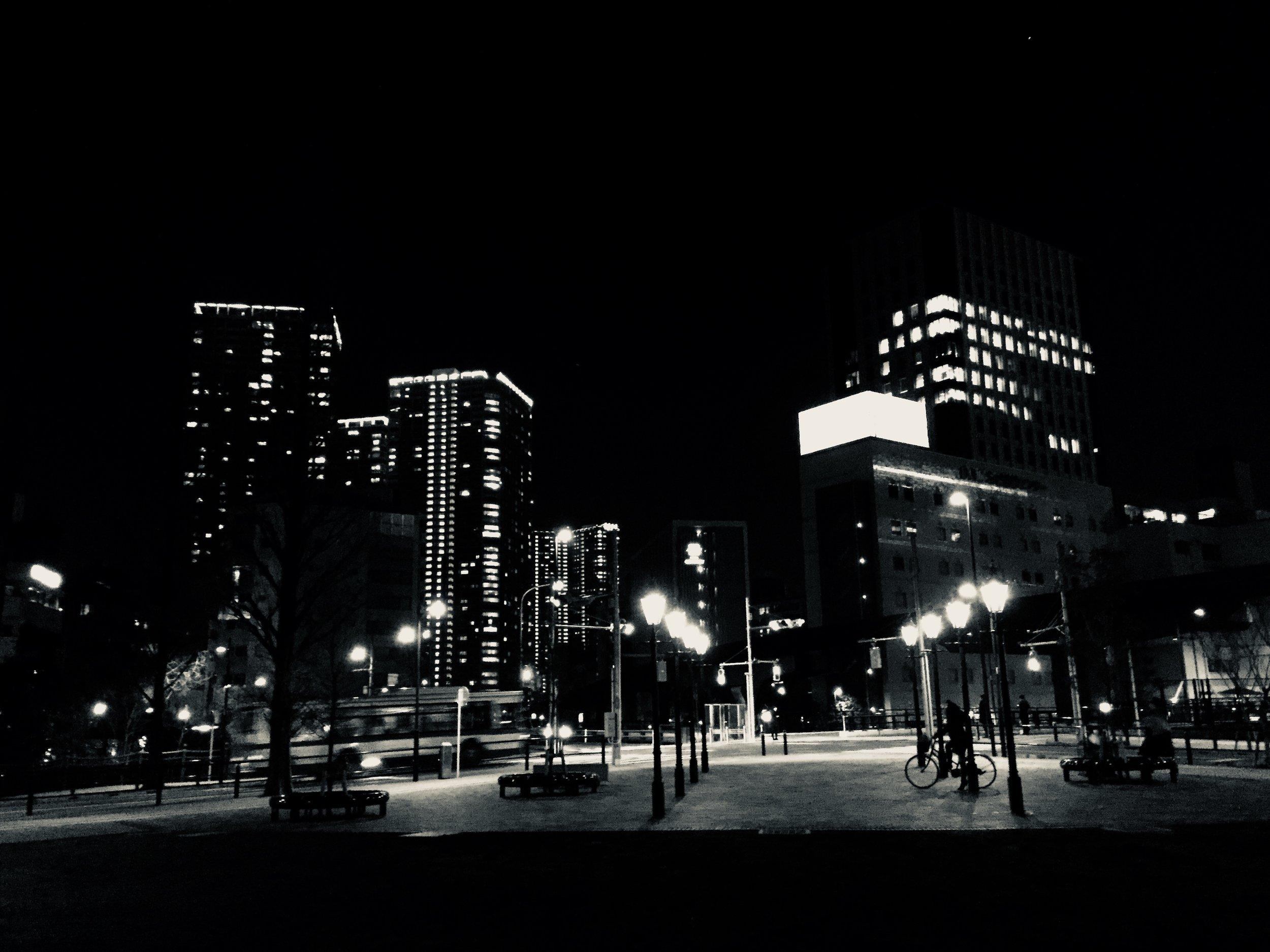Watching Tokyo