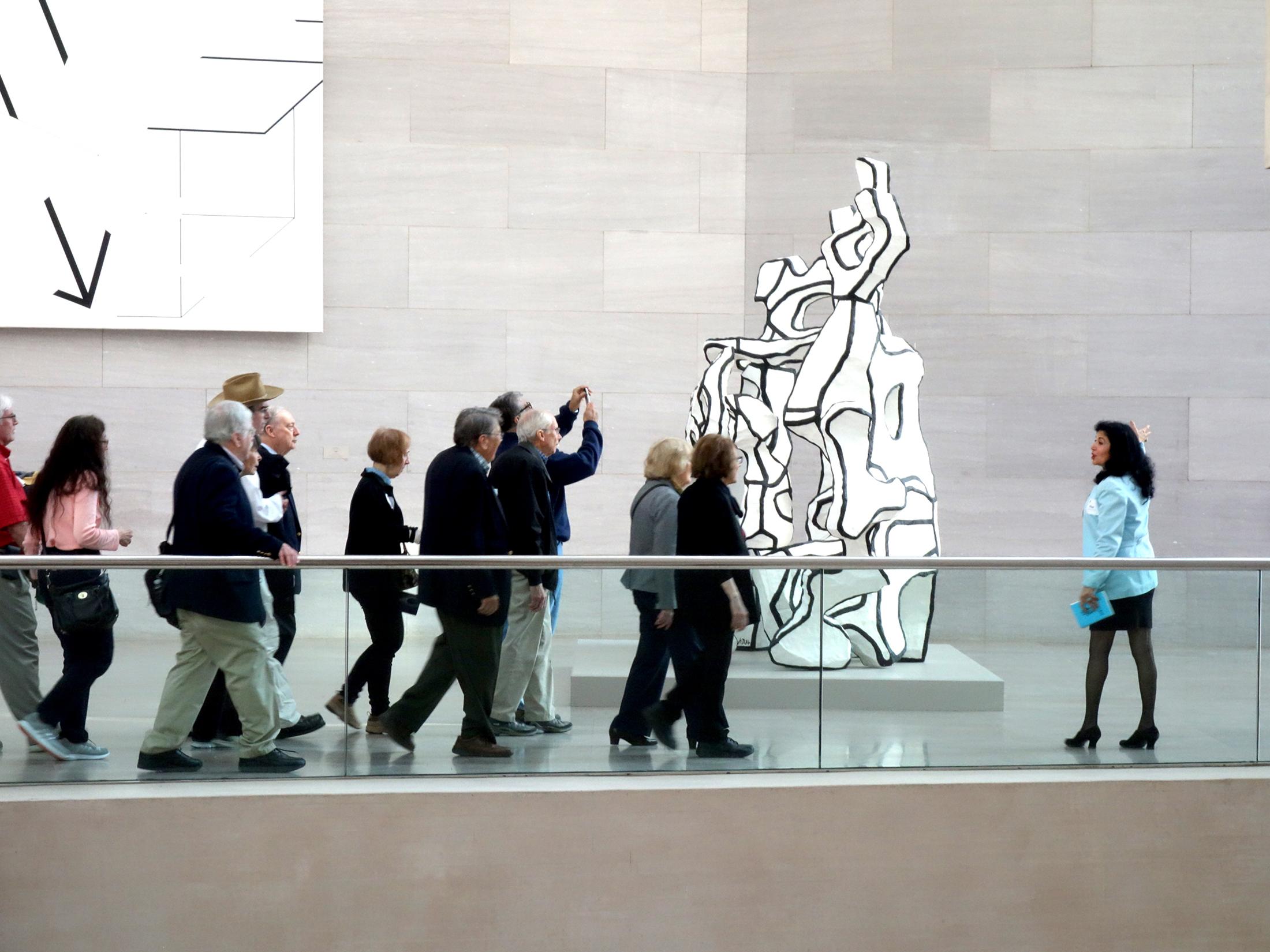 MITArchA tour of I.M. Pei's National Gallery.
