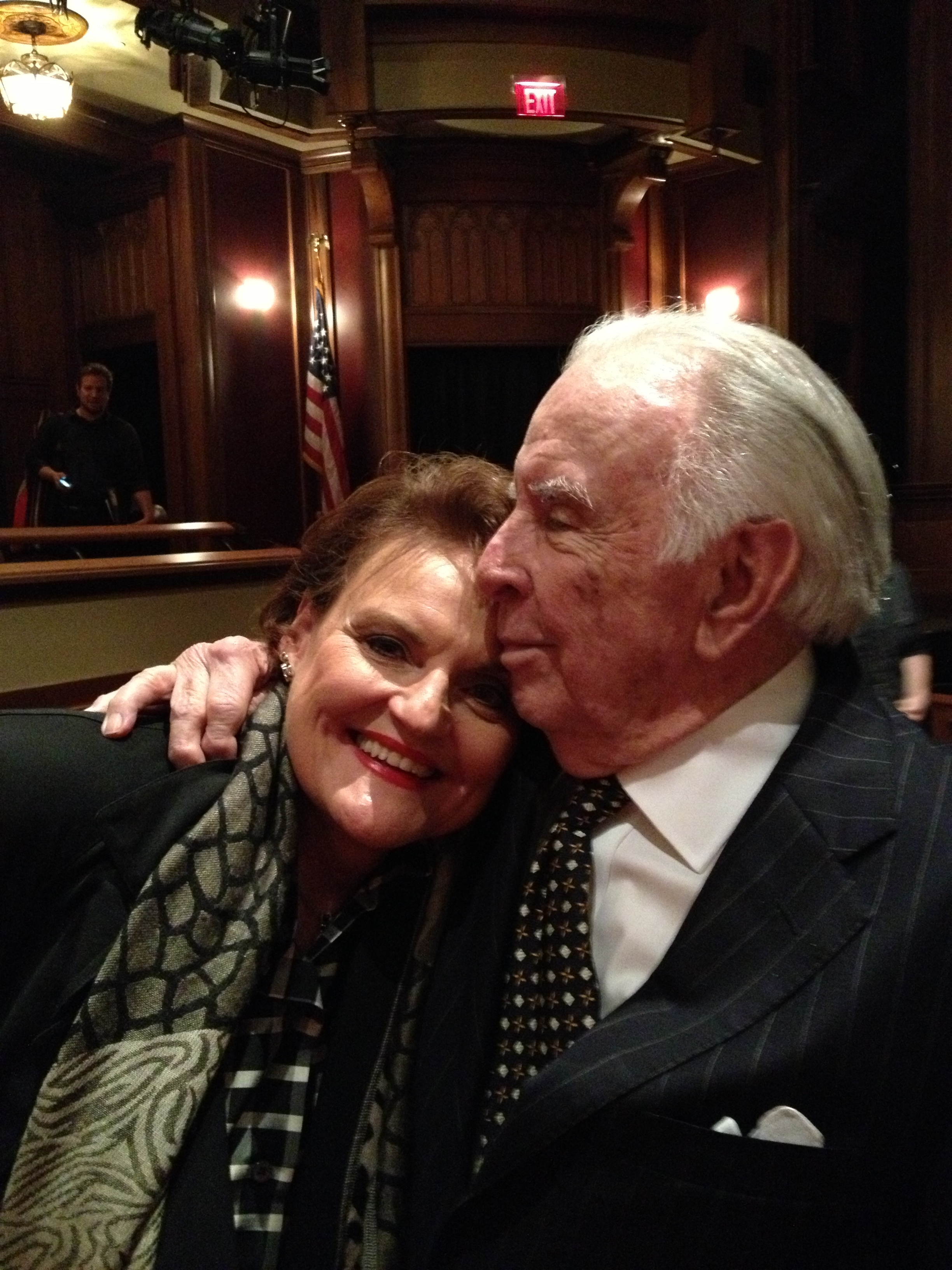 with Carlisle Floyd