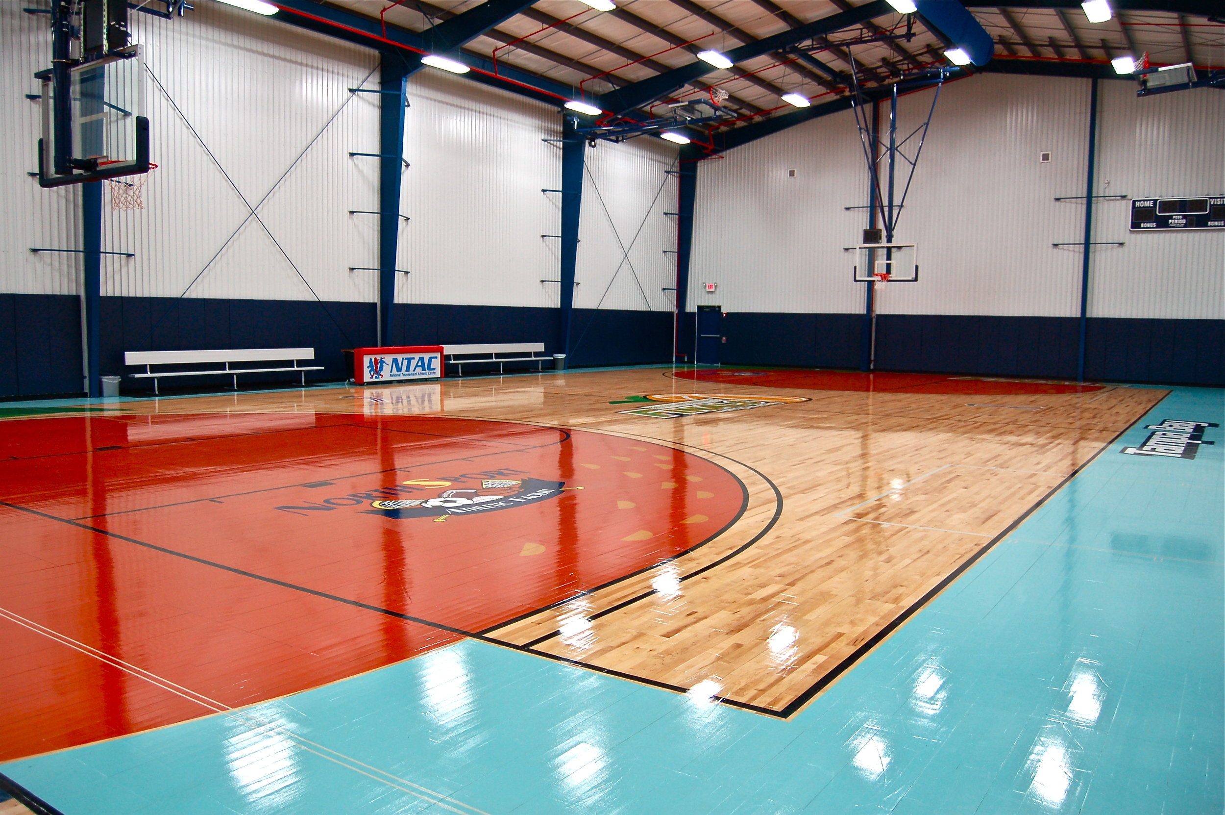"""TAMPA BAY"" COURT VIEW"