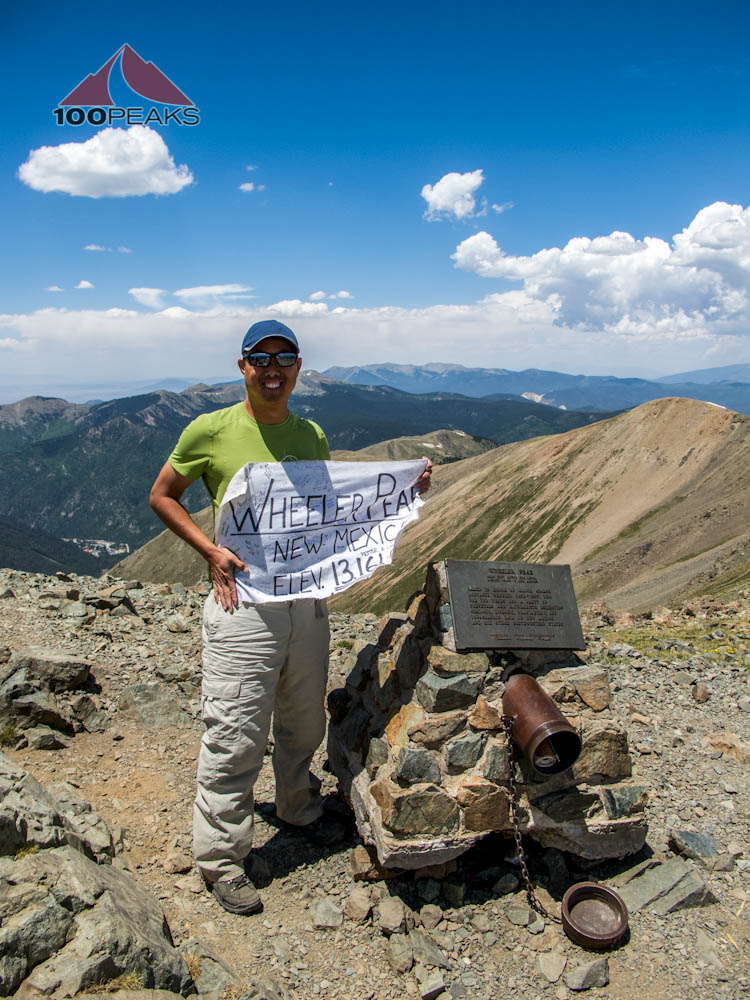 The PD on Wheeler Peak