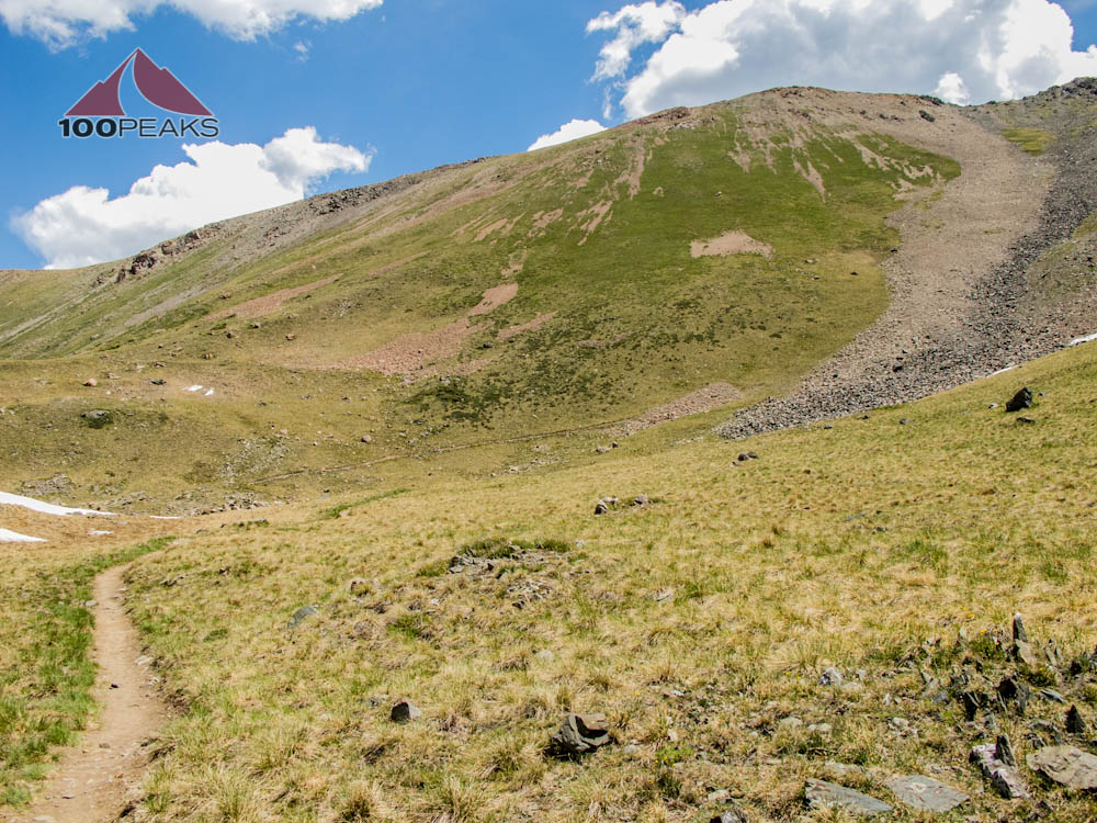 The Wheeler Peak Trail