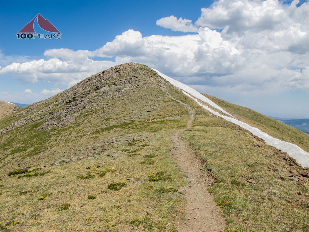 The Wheeler Peak Ridge