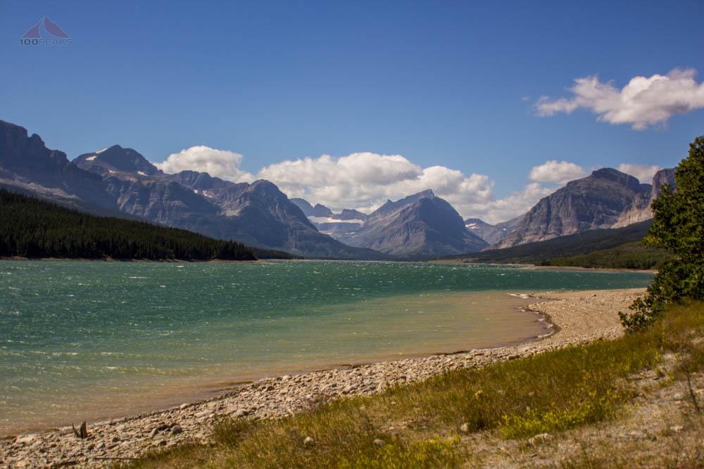 Lake Sherburne, Glacier National Park